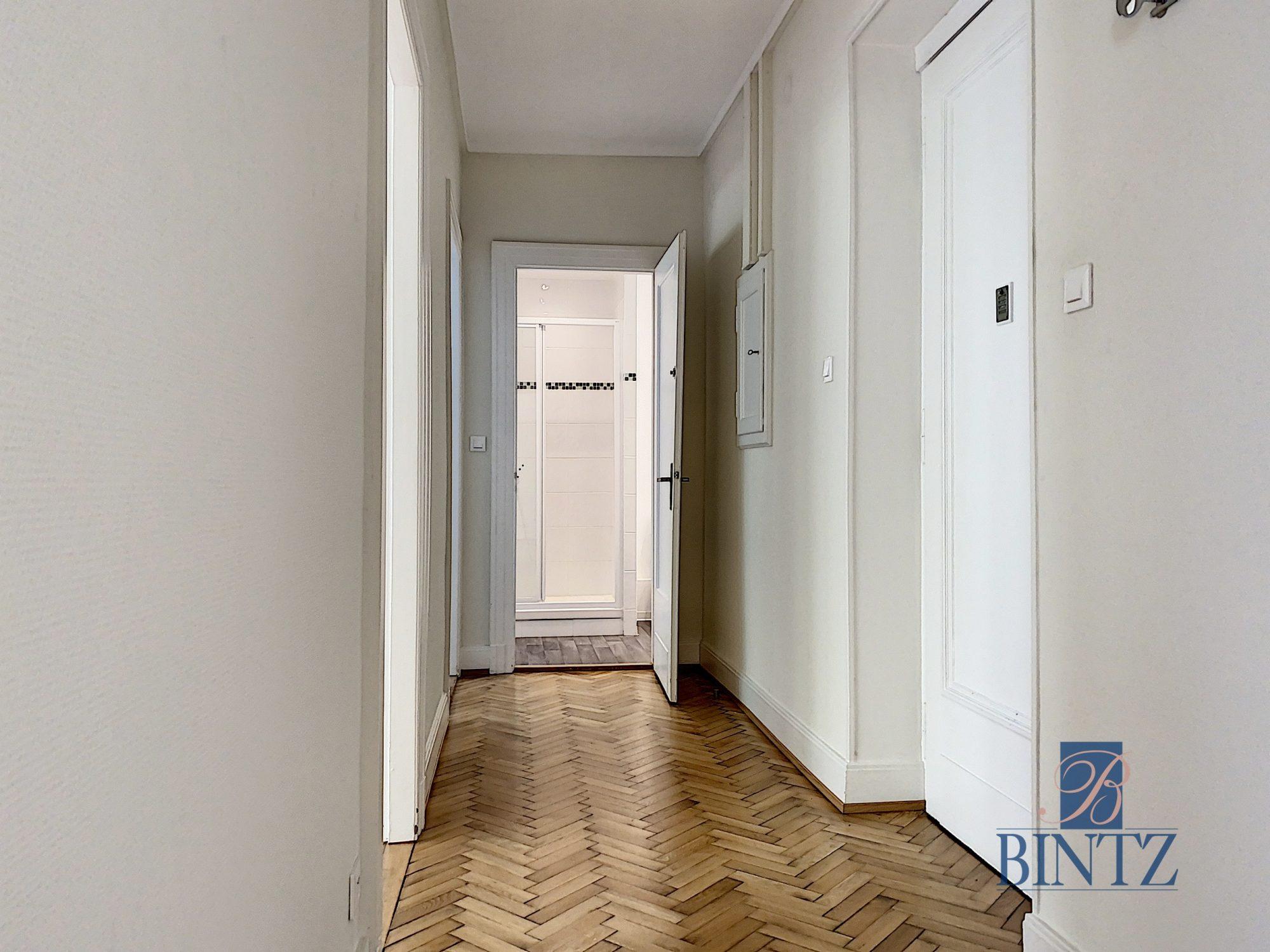 DEUX PIECES RENOVE ORANGERIE - Devenez locataire en toute sérénité - Bintz Immobilier - 6