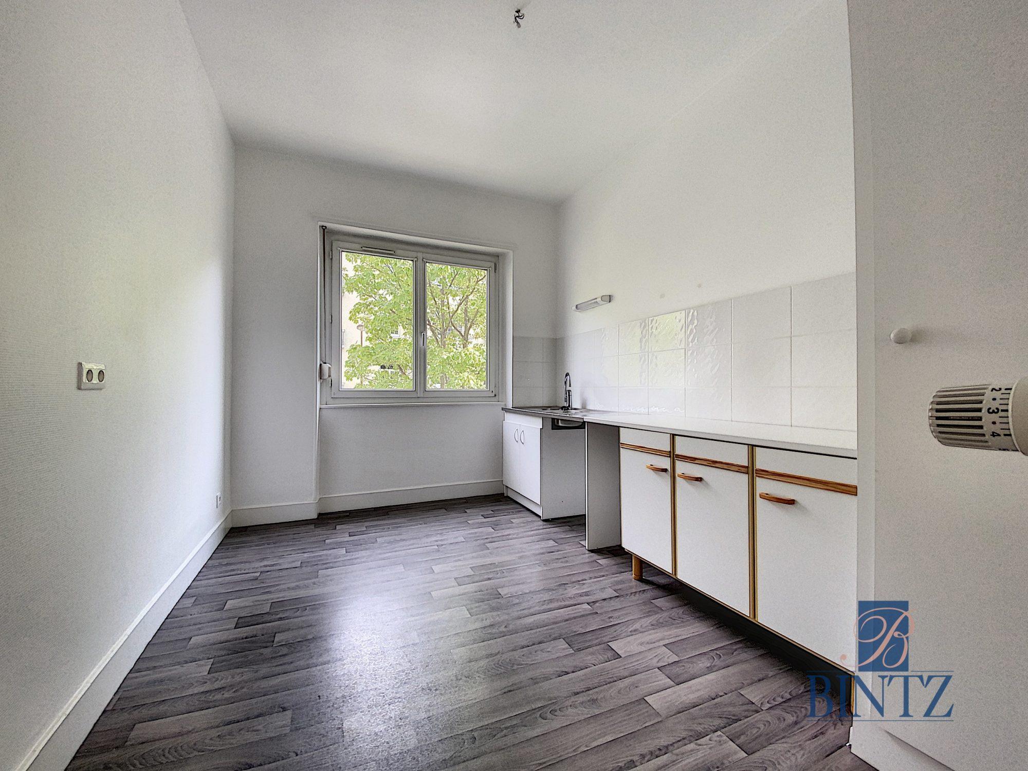 DEUX PIECES RENOVE ORANGERIE - Devenez locataire en toute sérénité - Bintz Immobilier - 9