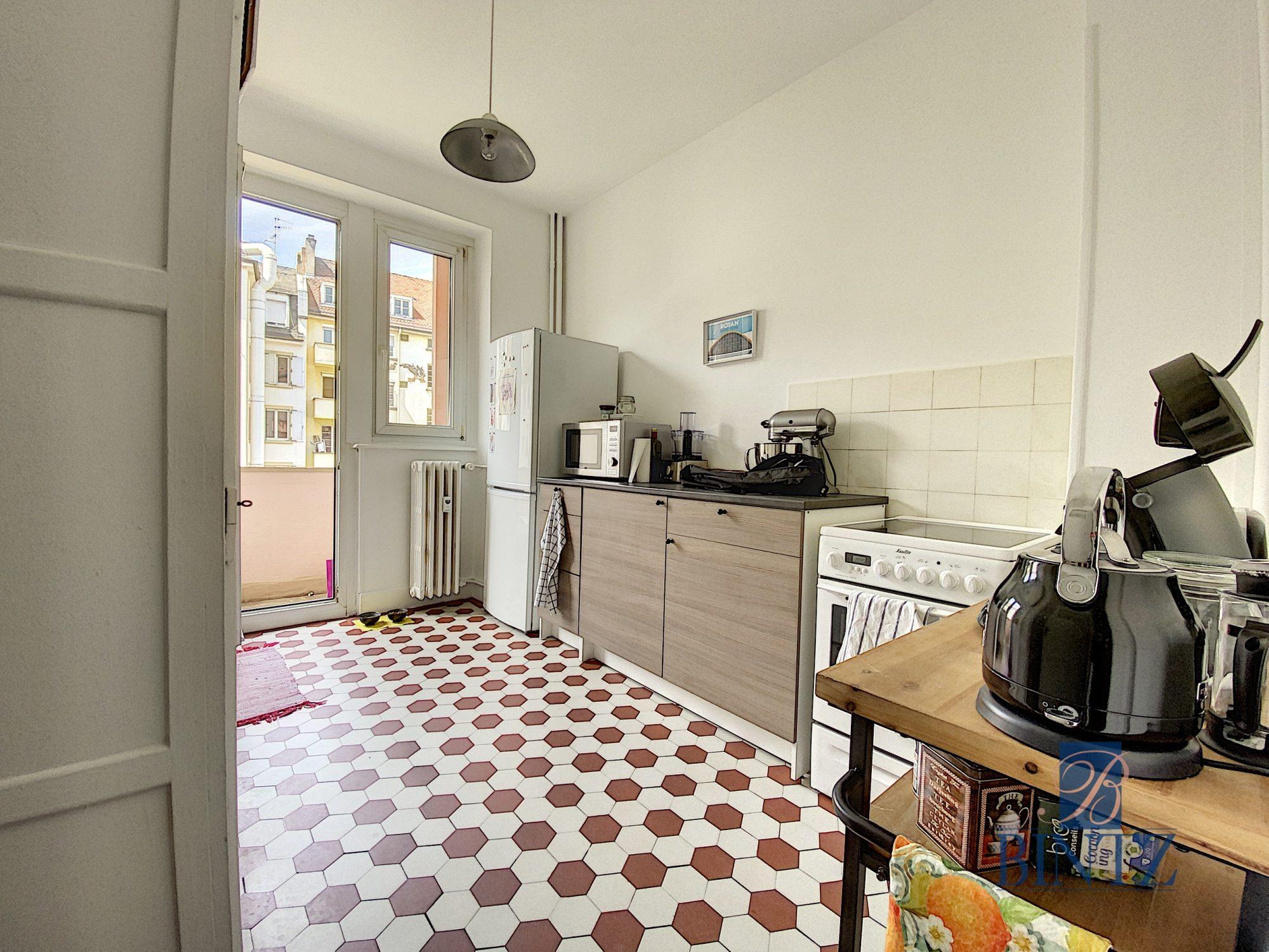 2 PIECES AVEC BALCON KRUTENAU - Devenez locataire en toute sérénité - Bintz Immobilier - 6