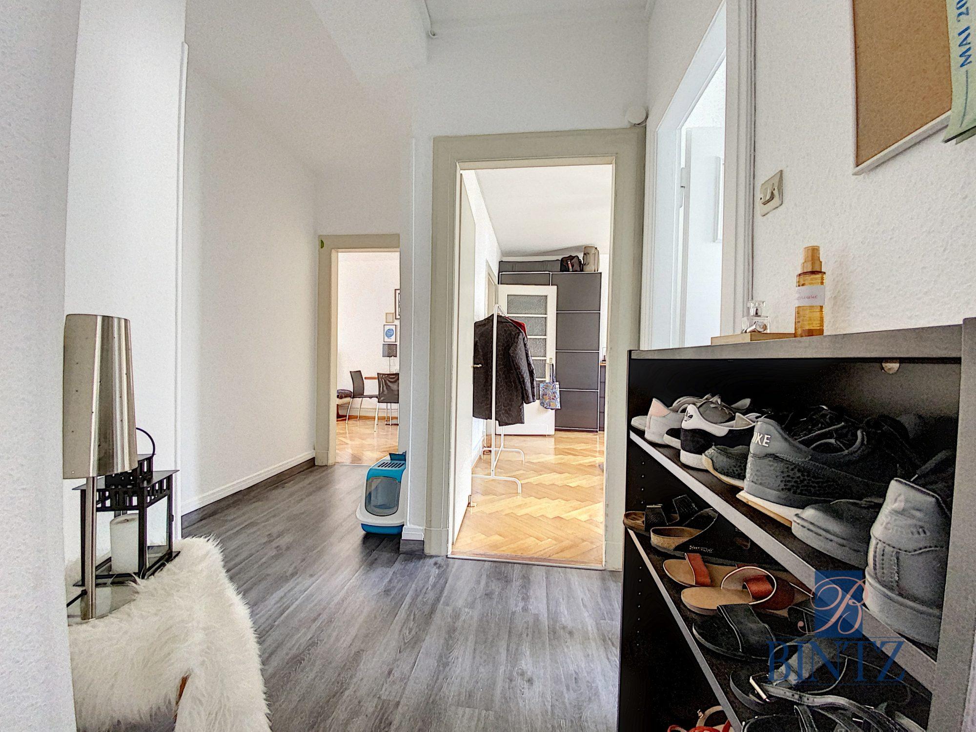 2 PIECES AVEC BALCON KRUTENAU - Devenez locataire en toute sérénité - Bintz Immobilier - 8