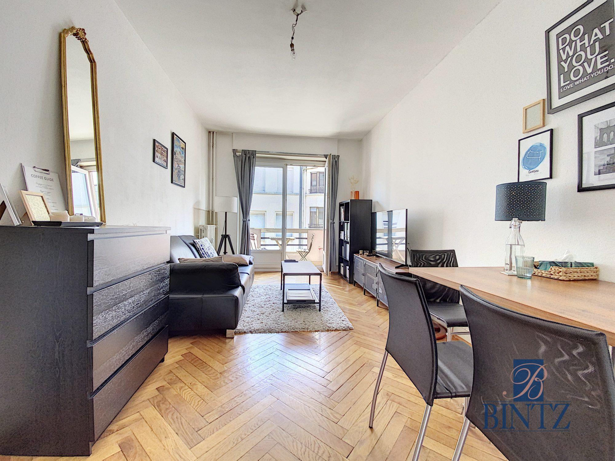 2 PIECES AVEC BALCON KRUTENAU - Devenez locataire en toute sérénité - Bintz Immobilier - 11