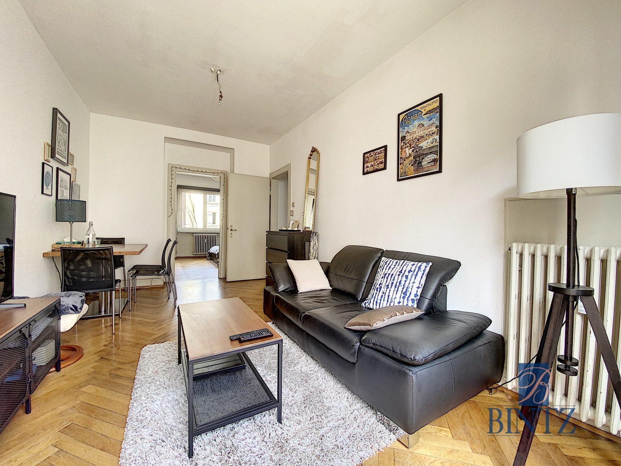 2 PIECES AVEC BALCON KRUTENAU - Devenez locataire en toute sérénité - Bintz Immobilier - 2