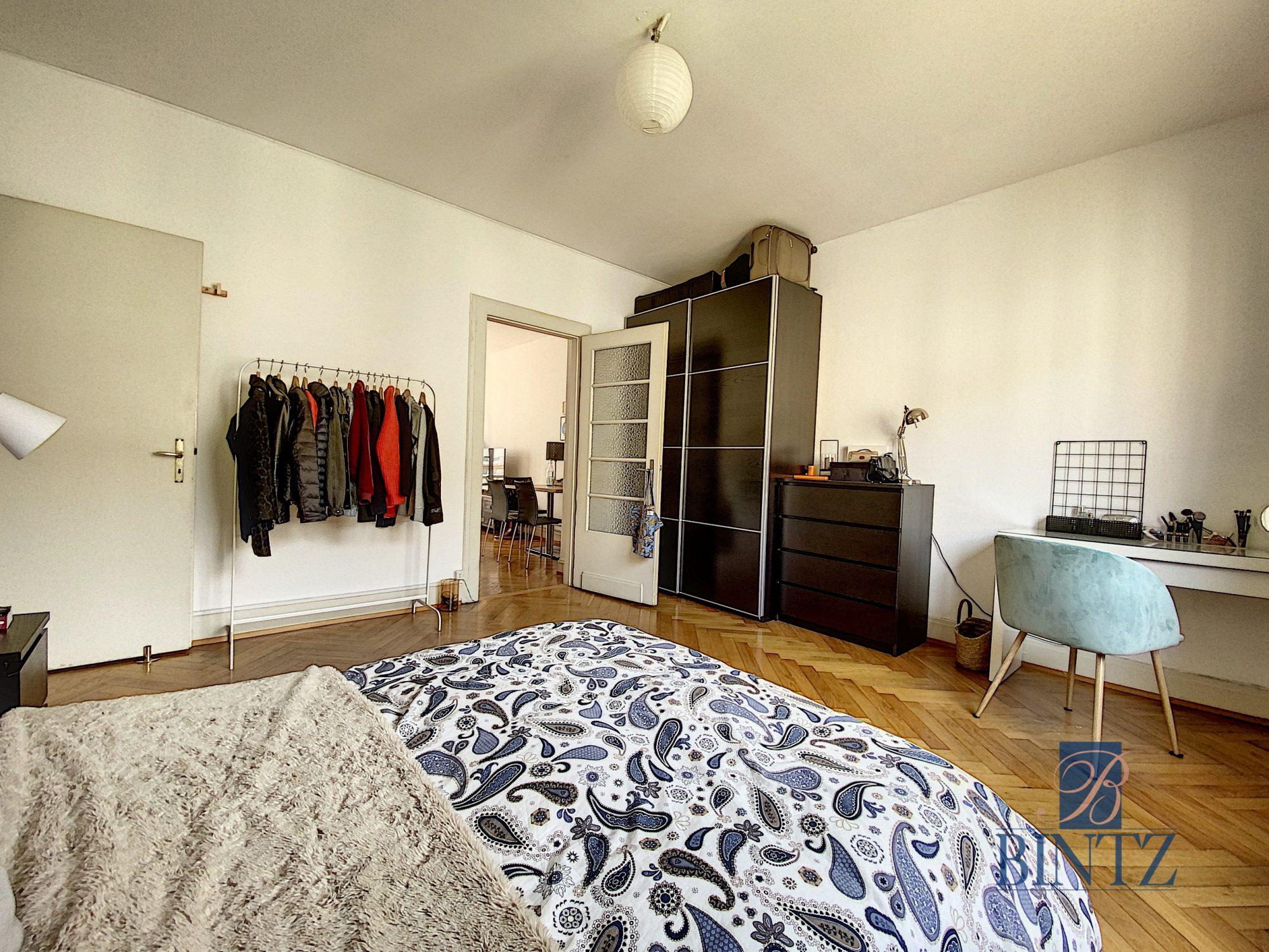 2 PIECES AVEC BALCON KRUTENAU - Devenez locataire en toute sérénité - Bintz Immobilier - 13