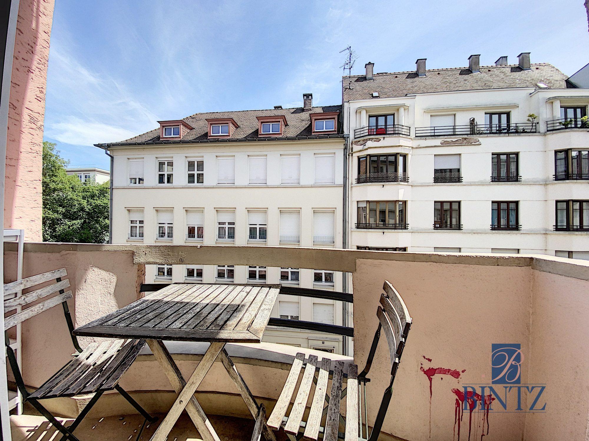 2 PIECES AVEC BALCON KRUTENAU - Devenez locataire en toute sérénité - Bintz Immobilier - 5