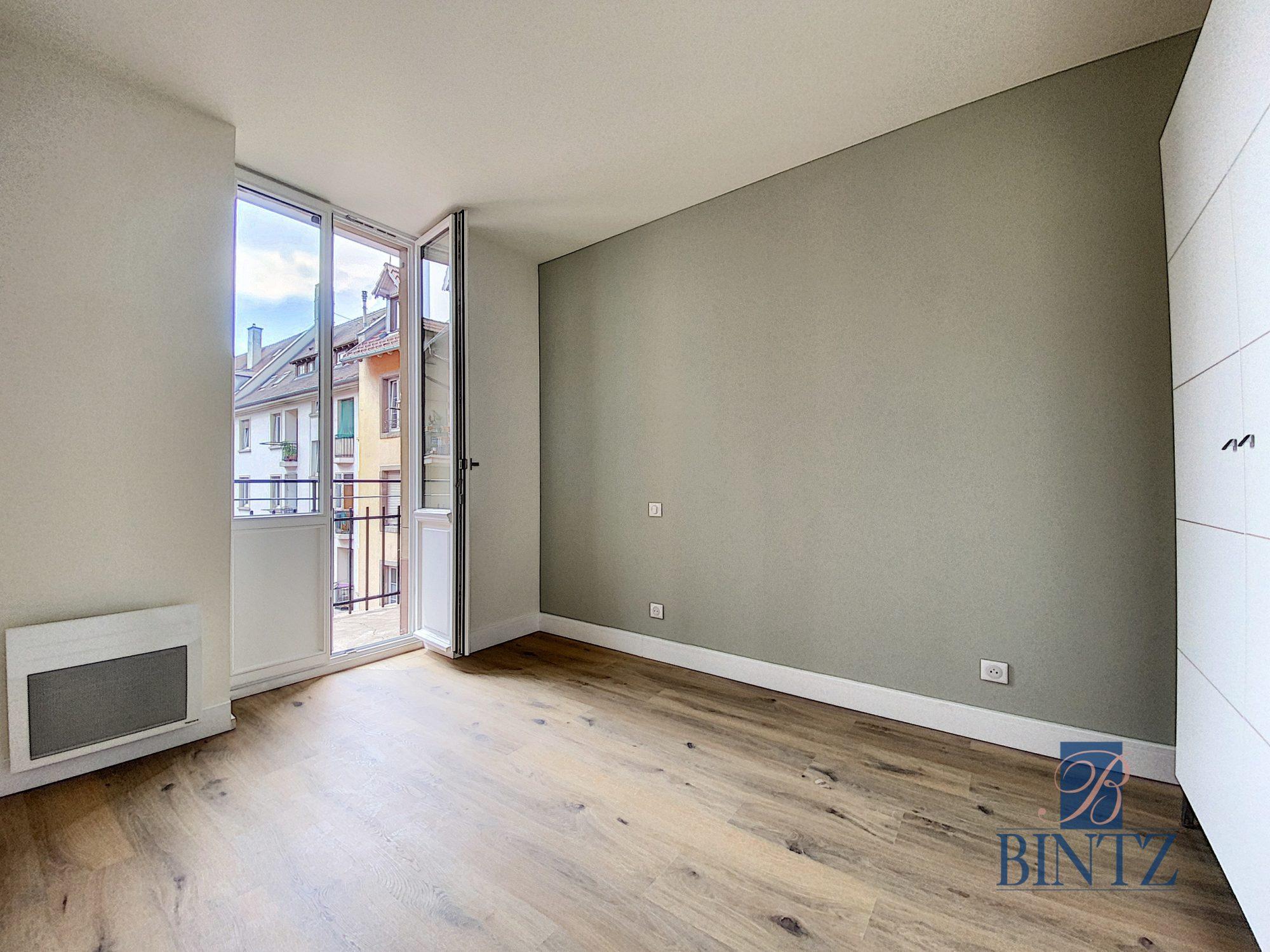 2 Pièces neuf avec balcon - Devenez locataire en toute sérénité - Bintz Immobilier - 3
