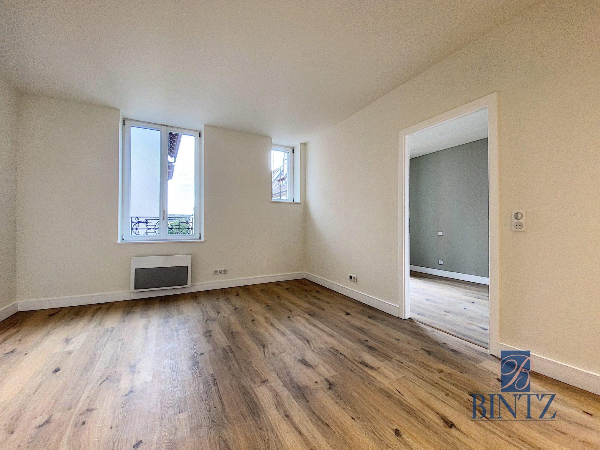 2 Pièces neuf avec balcon - Devenez locataire en toute sérénité - Bintz Immobilier - 8