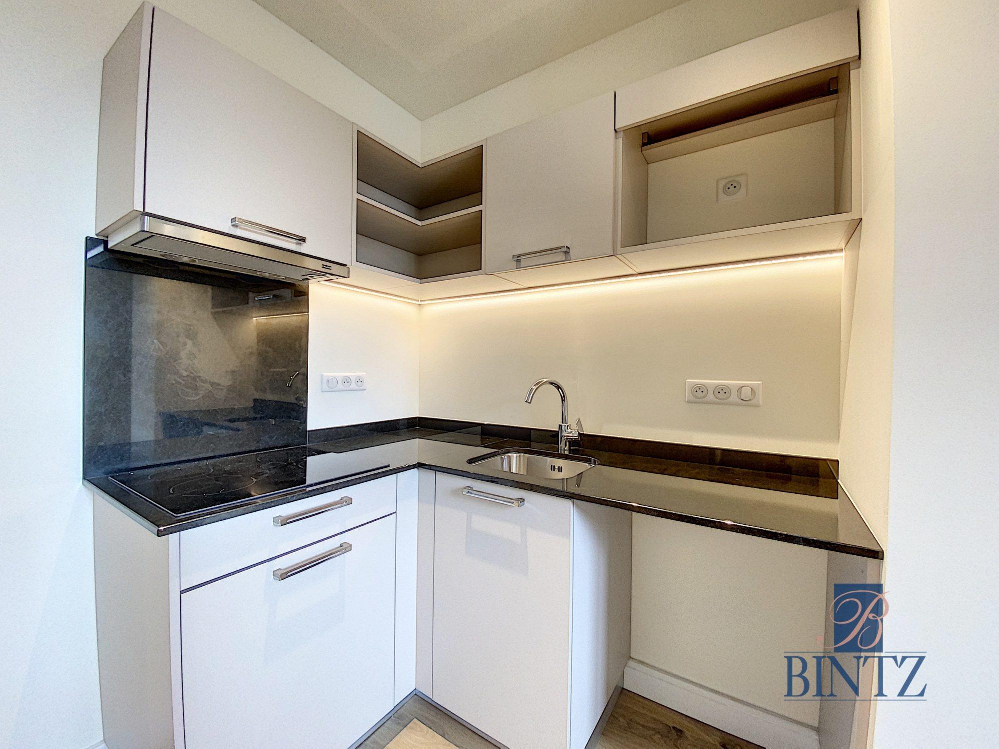 2 Pièces neuf avec balcon - Devenez locataire en toute sérénité - Bintz Immobilier - 9