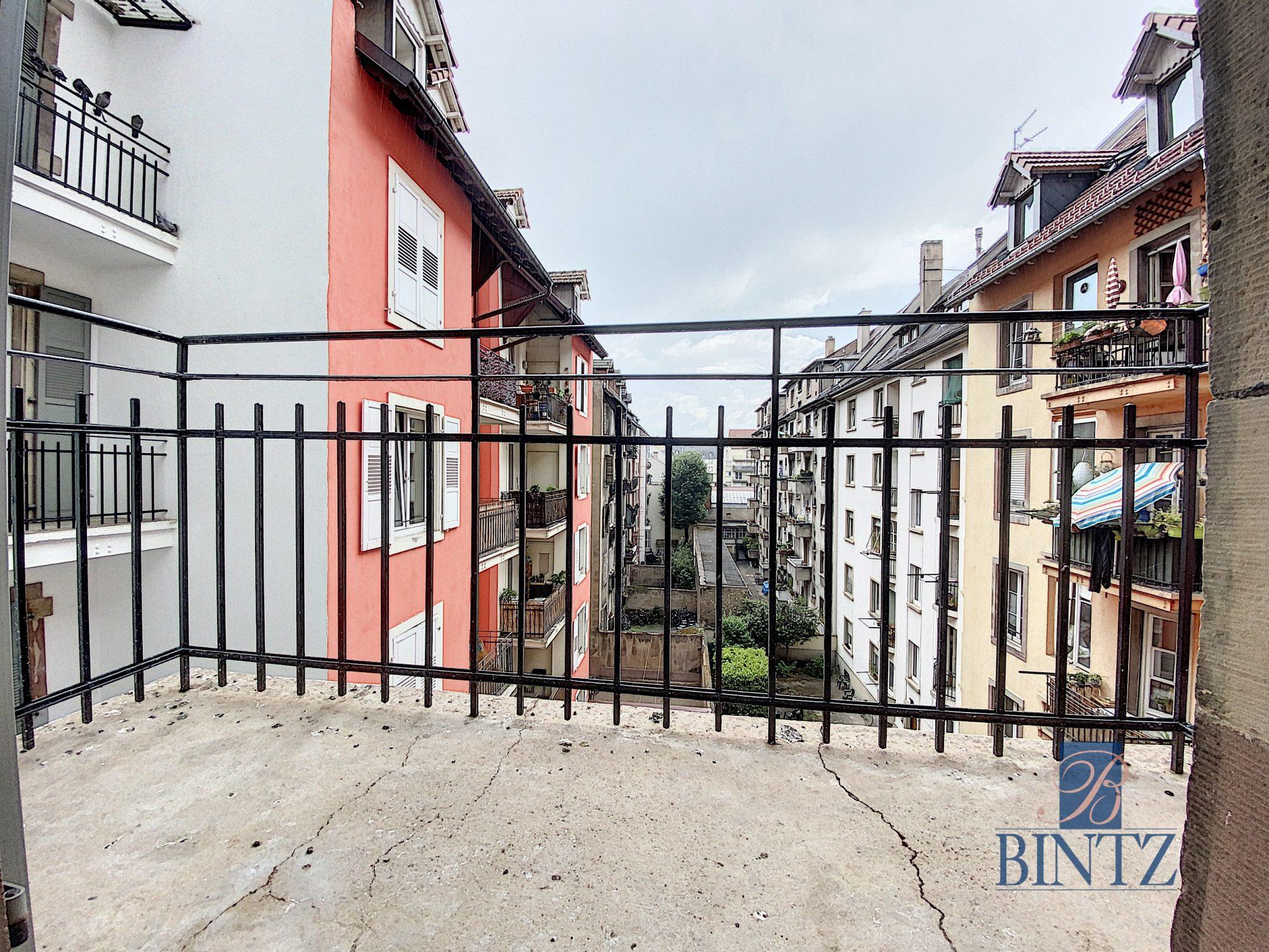2 Pièces neuf avec balcon - Devenez locataire en toute sérénité - Bintz Immobilier - 7