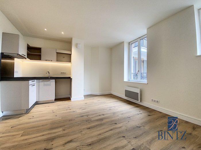 2 Pièces neuf avec balcon - Devenez locataire en toute sérénité - Bintz Immobilier