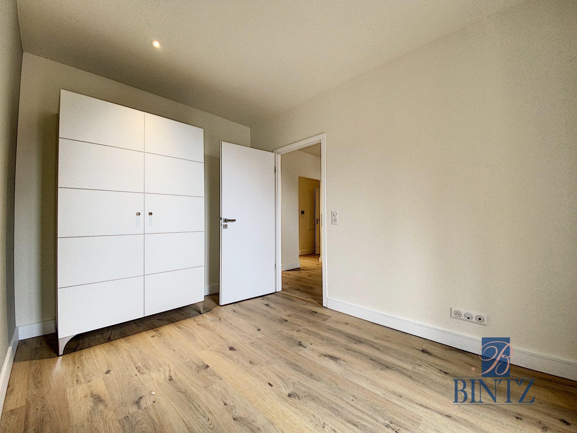 2 Pièces neuf avec balcon - Devenez locataire en toute sérénité - Bintz Immobilier - 4
