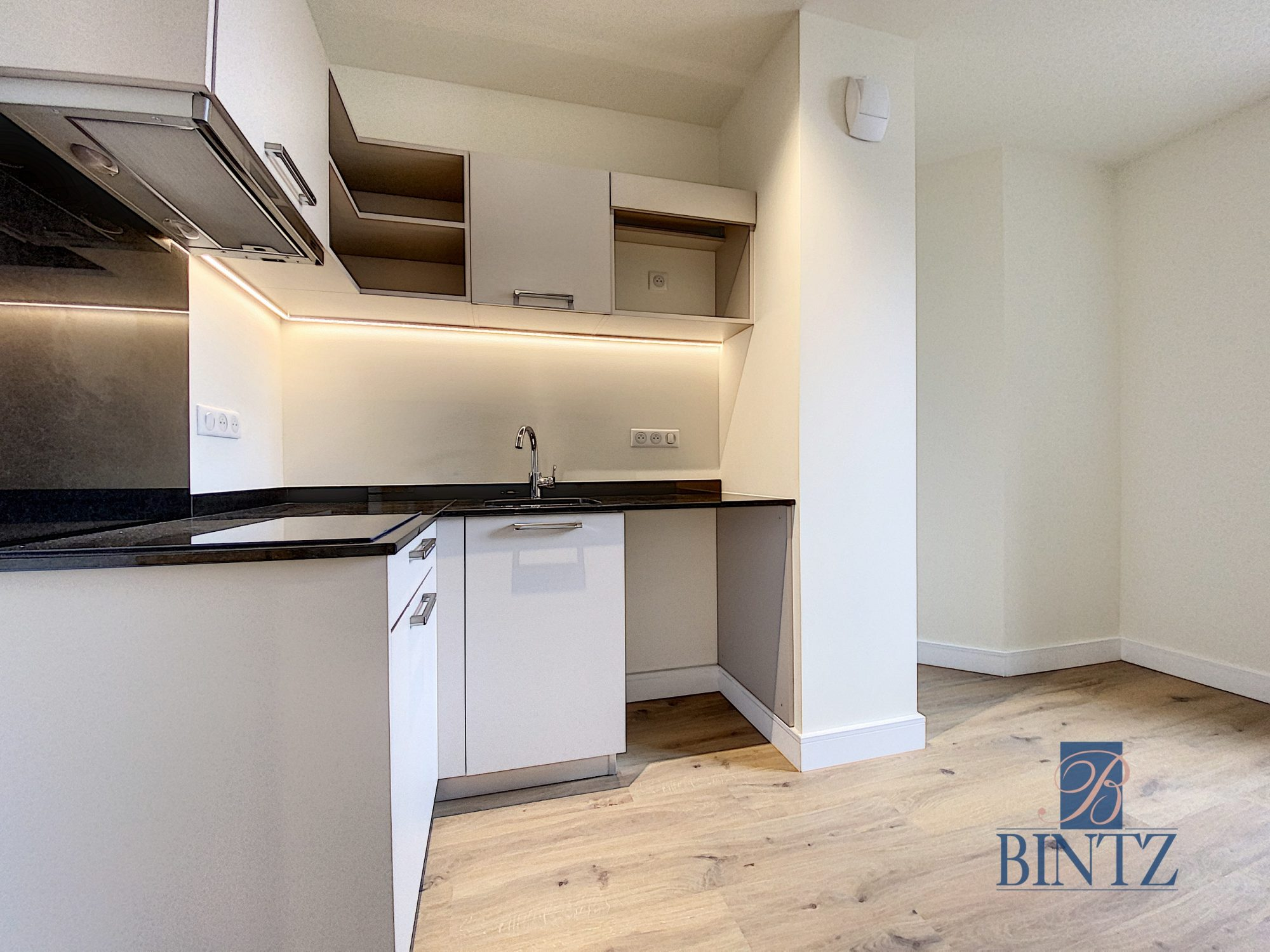2 Pièces neuf avec balcon - Devenez locataire en toute sérénité - Bintz Immobilier - 10