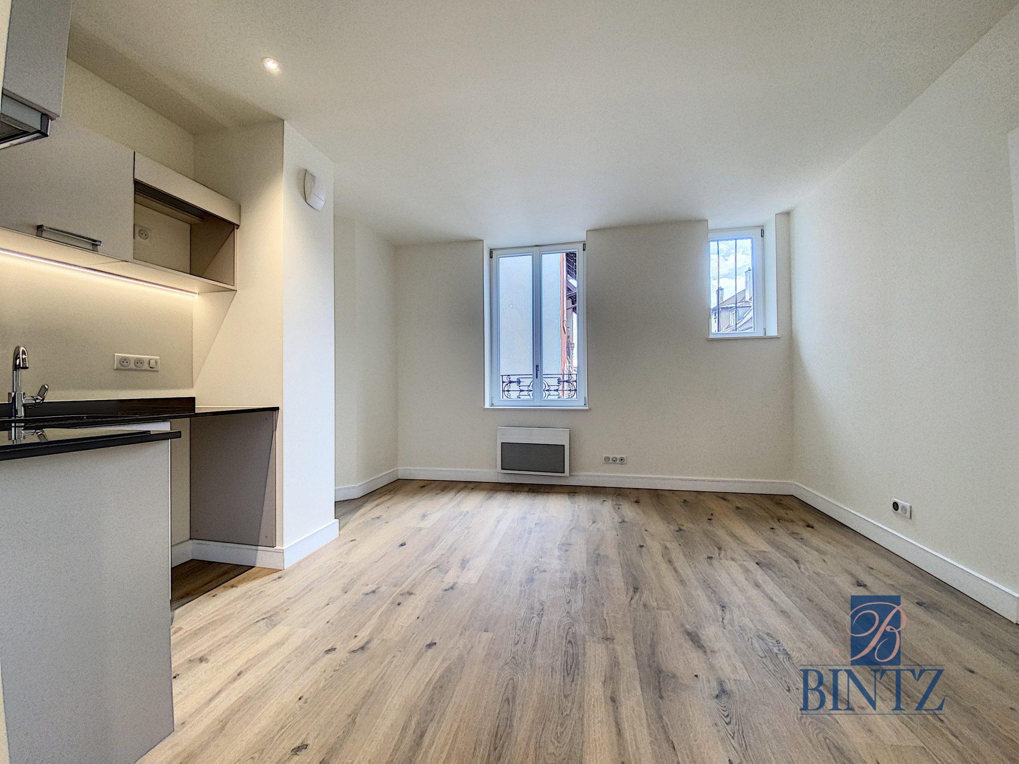 2 Pièces neuf avec balcon - Devenez locataire en toute sérénité - Bintz Immobilier - 13
