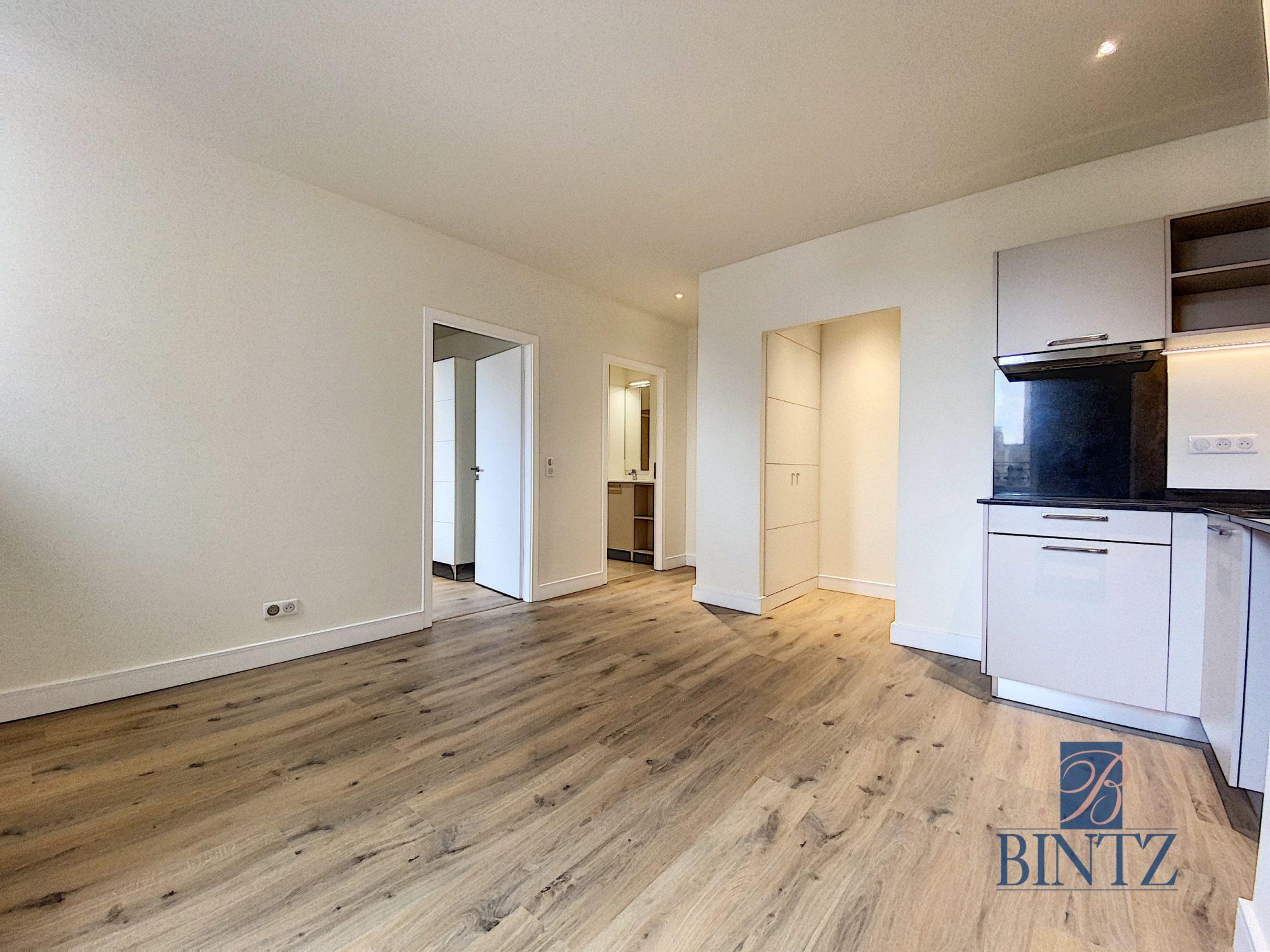2 Pièces neuf avec balcon - Devenez locataire en toute sérénité - Bintz Immobilier - 11