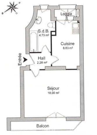 1 PIÈCE QUARTIER KRUTENAU - Devenez locataire en toute sérénité - Bintz Immobilier - 4