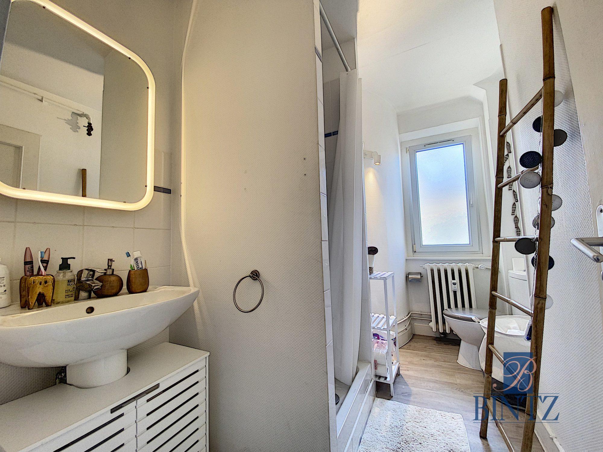 1 PIÈCE QUARTIER KRUTENAU - Devenez locataire en toute sérénité - Bintz Immobilier - 5