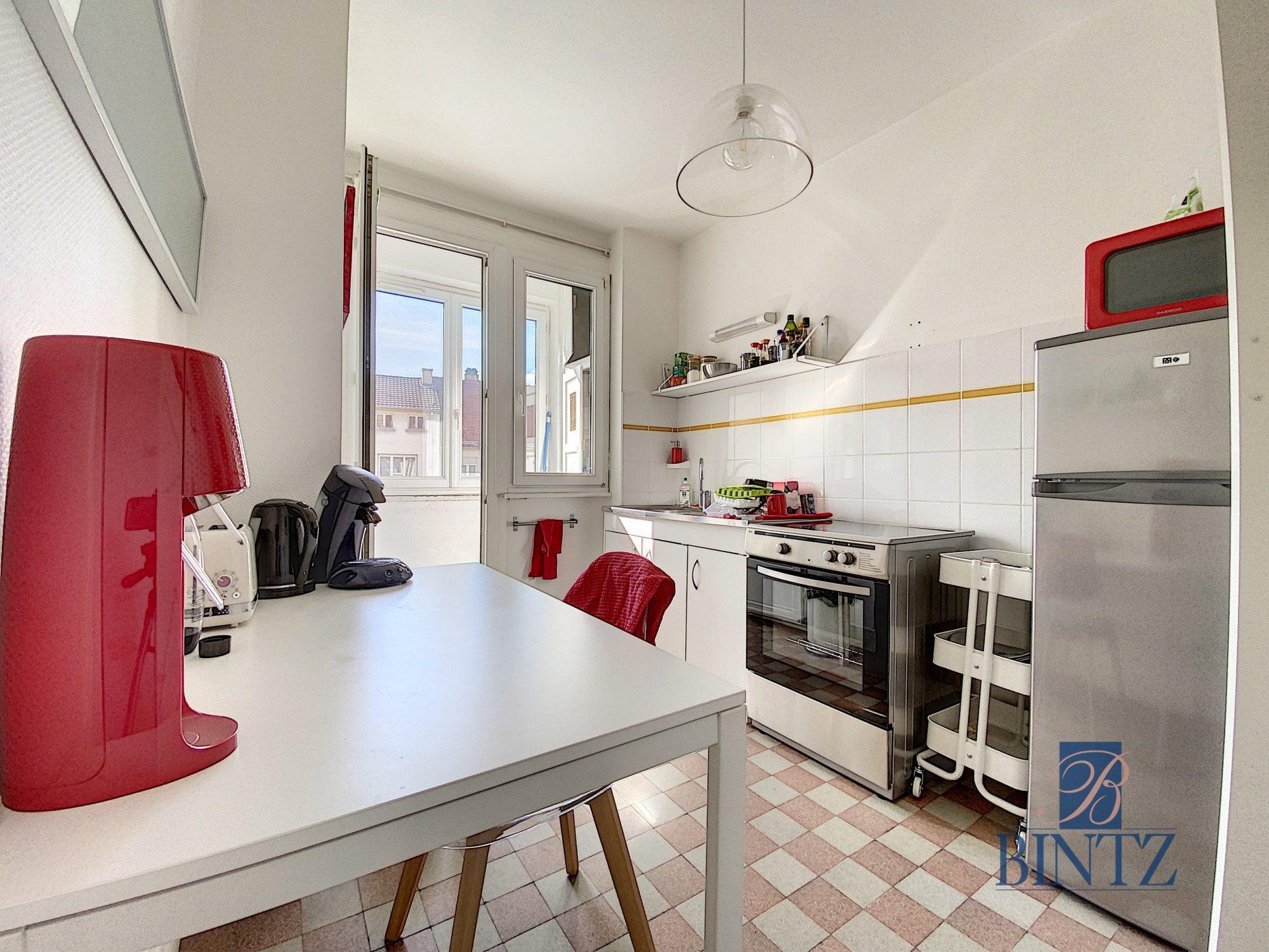 1 PIÈCE QUARTIER KRUTENAU - Devenez locataire en toute sérénité - Bintz Immobilier - 7