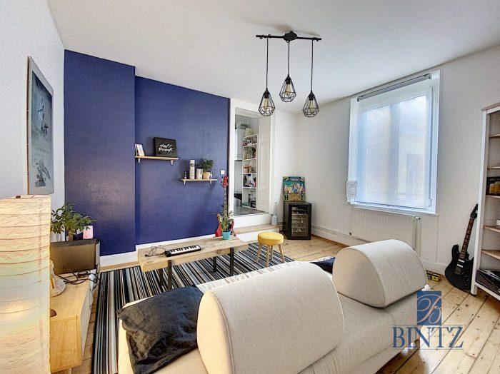 BEAU 2 PIÈCES CONTADES - Devenez locataire en toute sérénité - Bintz Immobilier