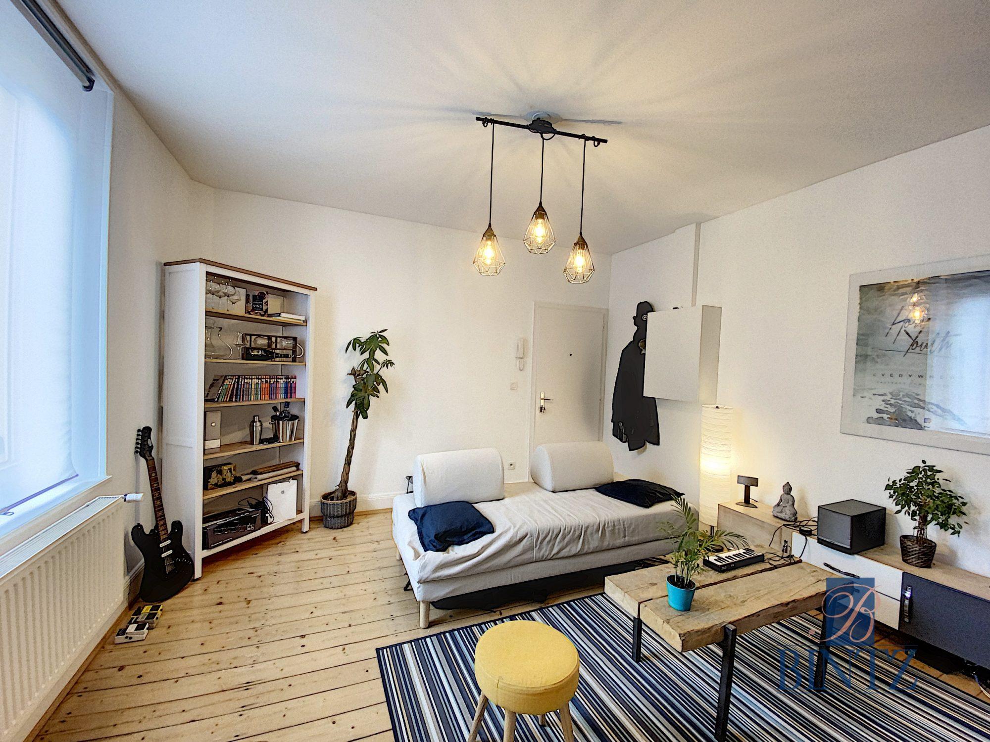 BEAU 2 PIÈCES CONTADES - Devenez locataire en toute sérénité - Bintz Immobilier - 2