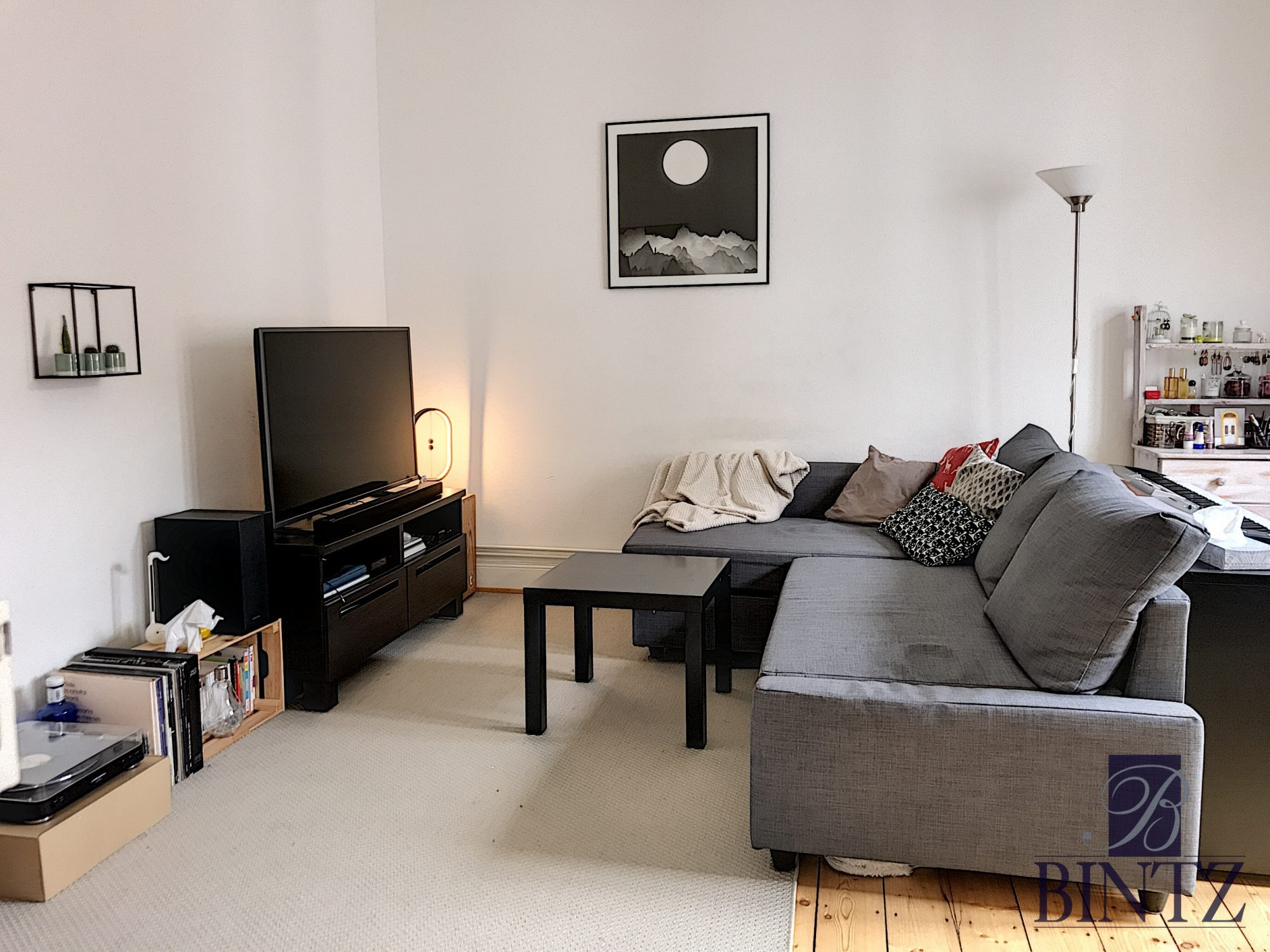 2 PIÈCES NEUDORF - Devenez locataire en toute sérénité - Bintz Immobilier - 1