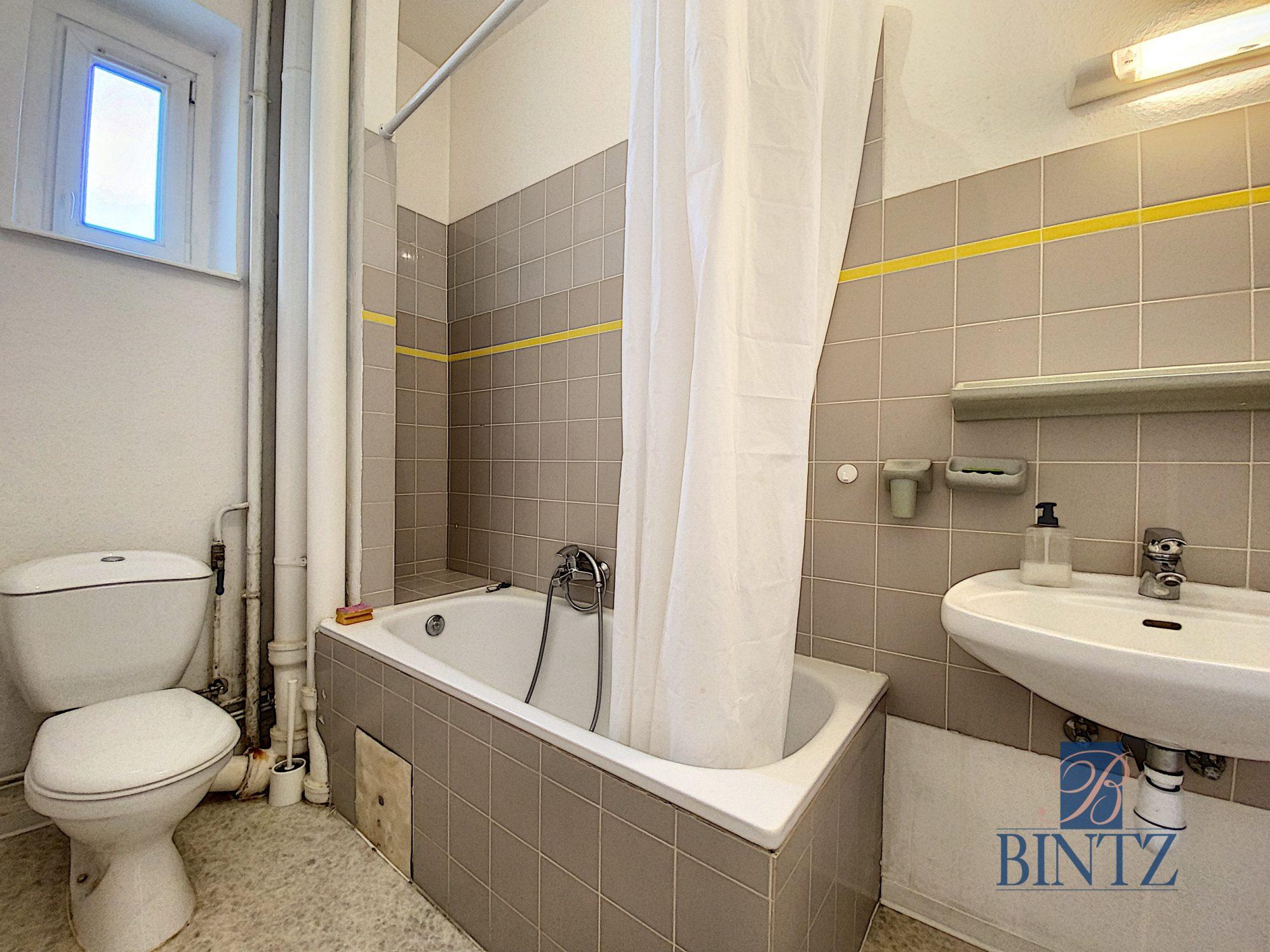 2 PIÈCES NEUDORF - Devenez locataire en toute sérénité - Bintz Immobilier - 16