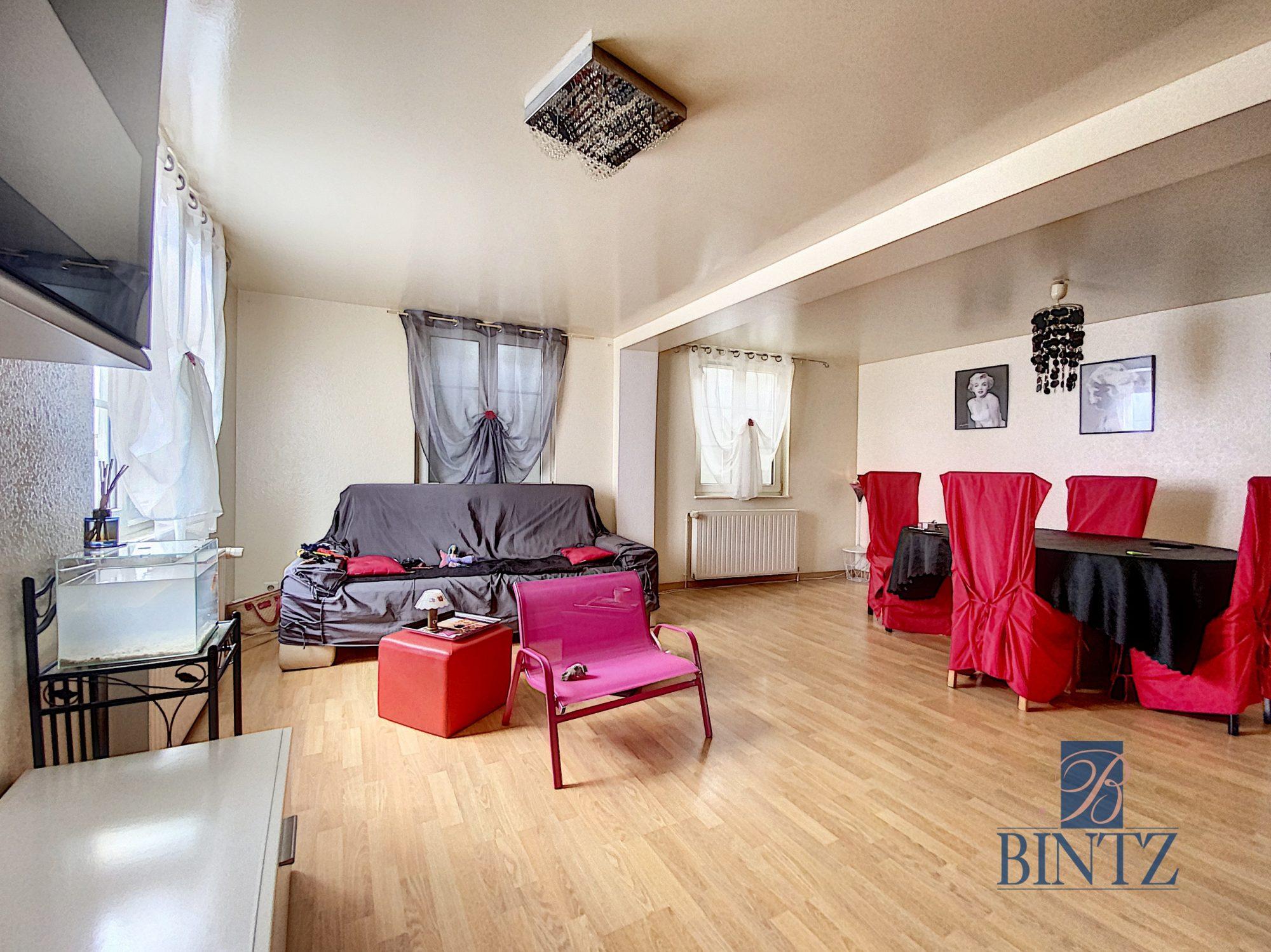 GRAND T4 MITTELHAUSBERGEN AVEC PARKING ET CAVE - Devenez locataire en toute sérénité - Bintz Immobilier - 1