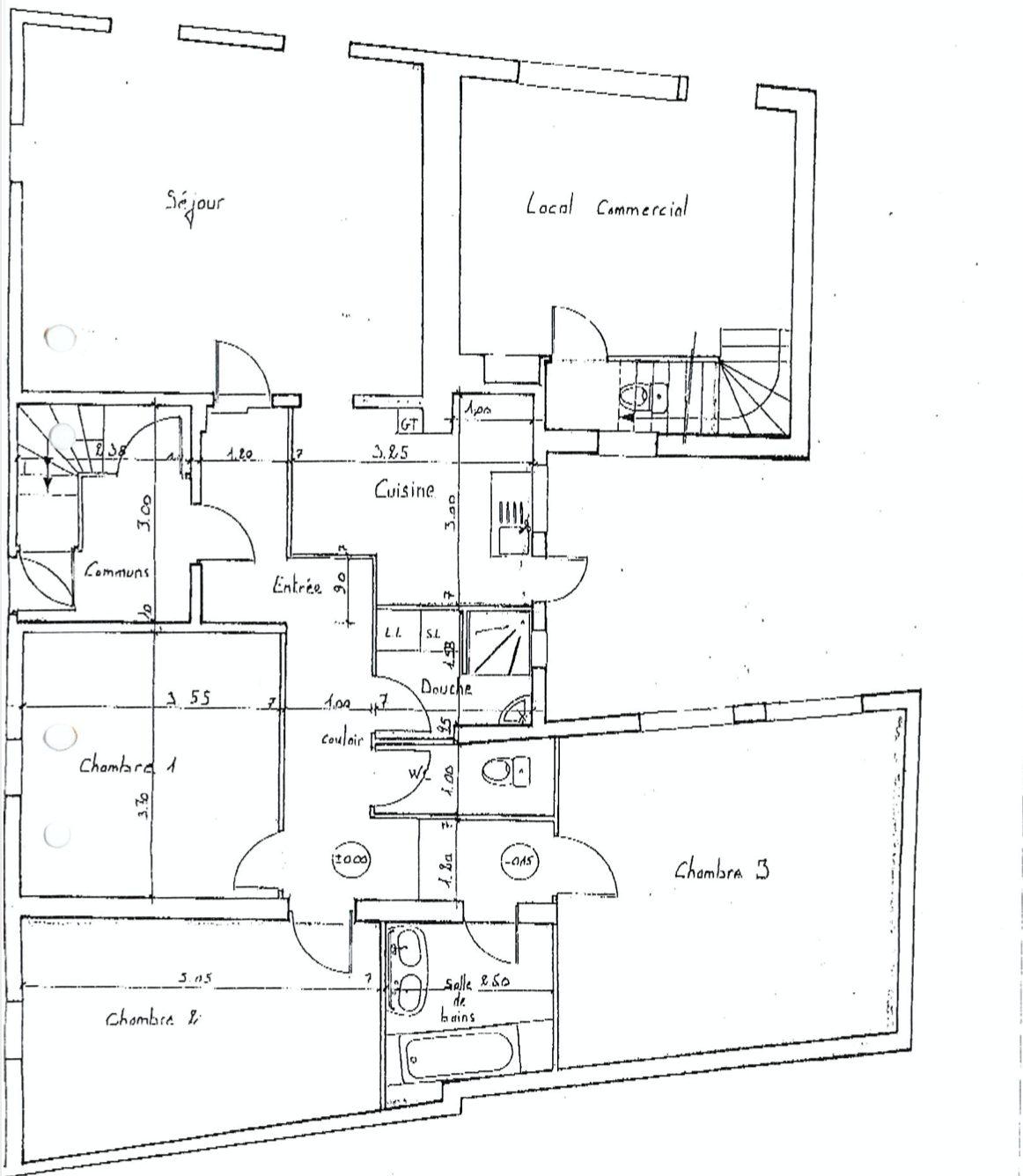GRAND T4 MITTELHAUSBERGEN AVEC PARKING ET CAVE - Devenez locataire en toute sérénité - Bintz Immobilier - 2
