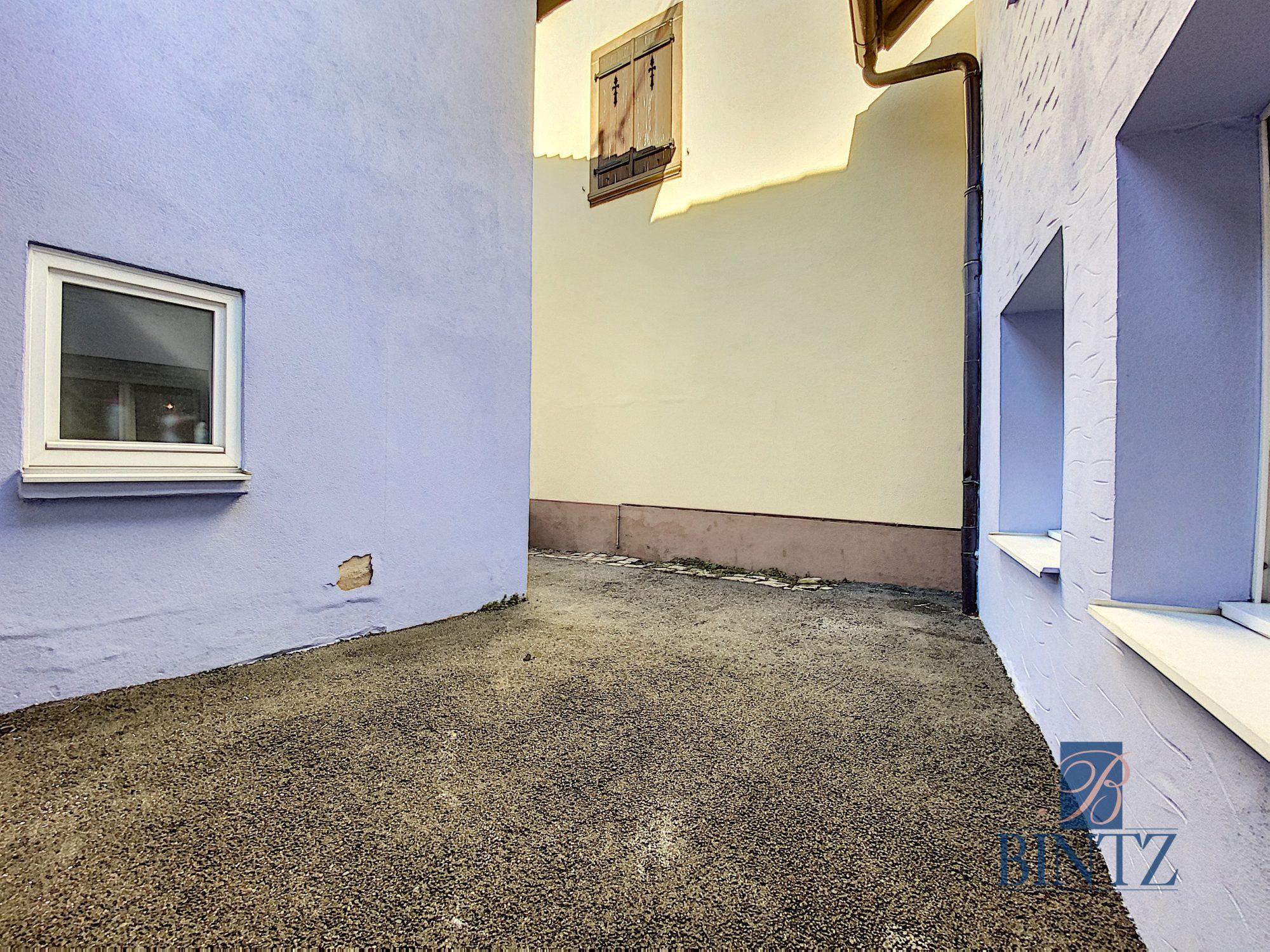 GRAND T4 MITTELHAUSBERGEN AVEC PARKING ET CAVE - Devenez locataire en toute sérénité - Bintz Immobilier - 7
