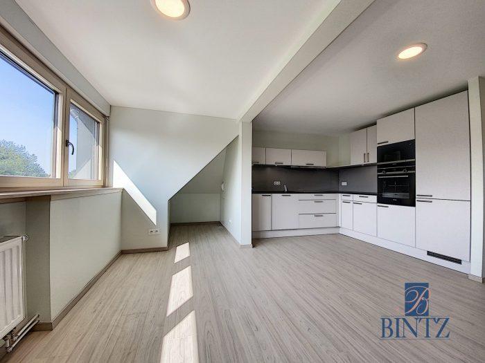 SUPERBE 2 PIECES AVEC PARKING ET CAVE - Devenez locataire en toute sérénité - Bintz Immobilier