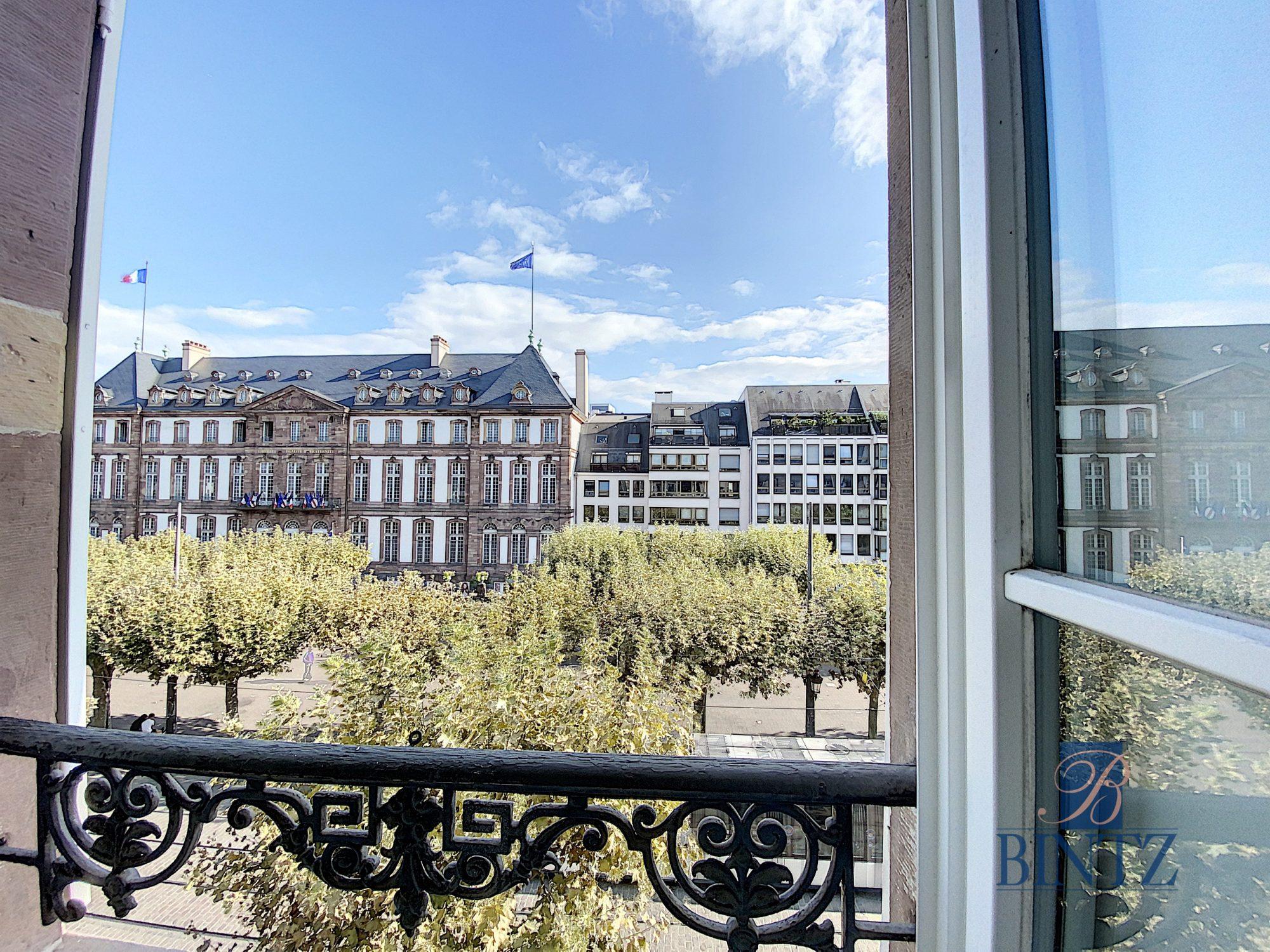 5 pièces d'exception face à la mairie - Devenez locataire en toute sérénité - Bintz Immobilier - 3