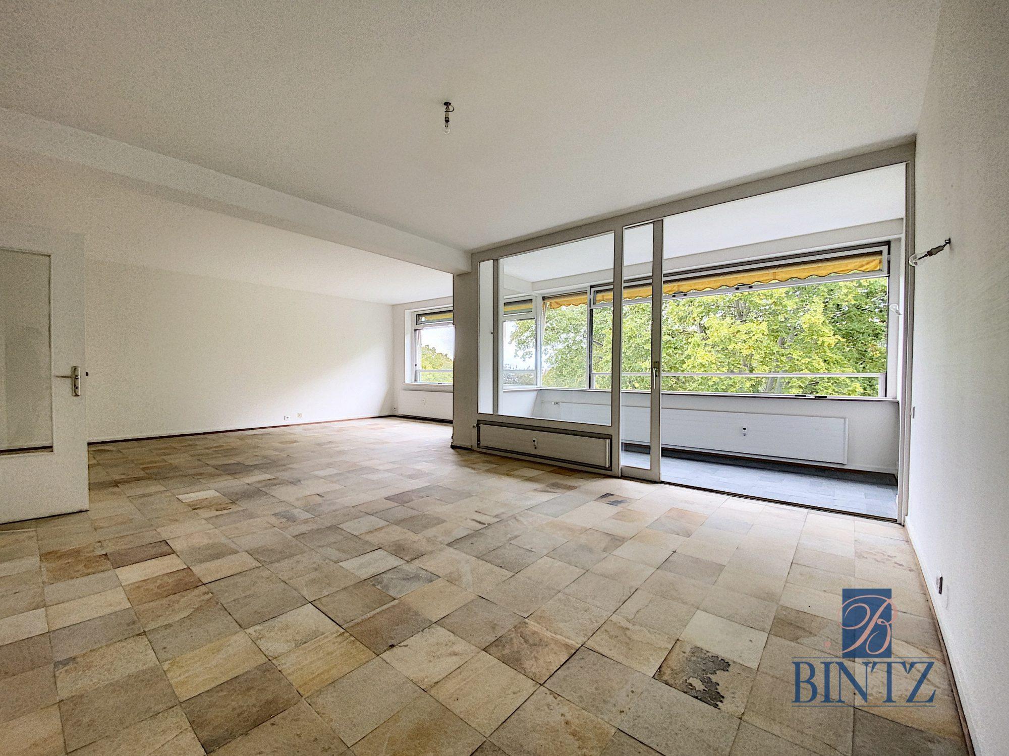 5 PIÈCES QUARTIER CONTADES - Devenez locataire en toute sérénité - Bintz Immobilier - 1