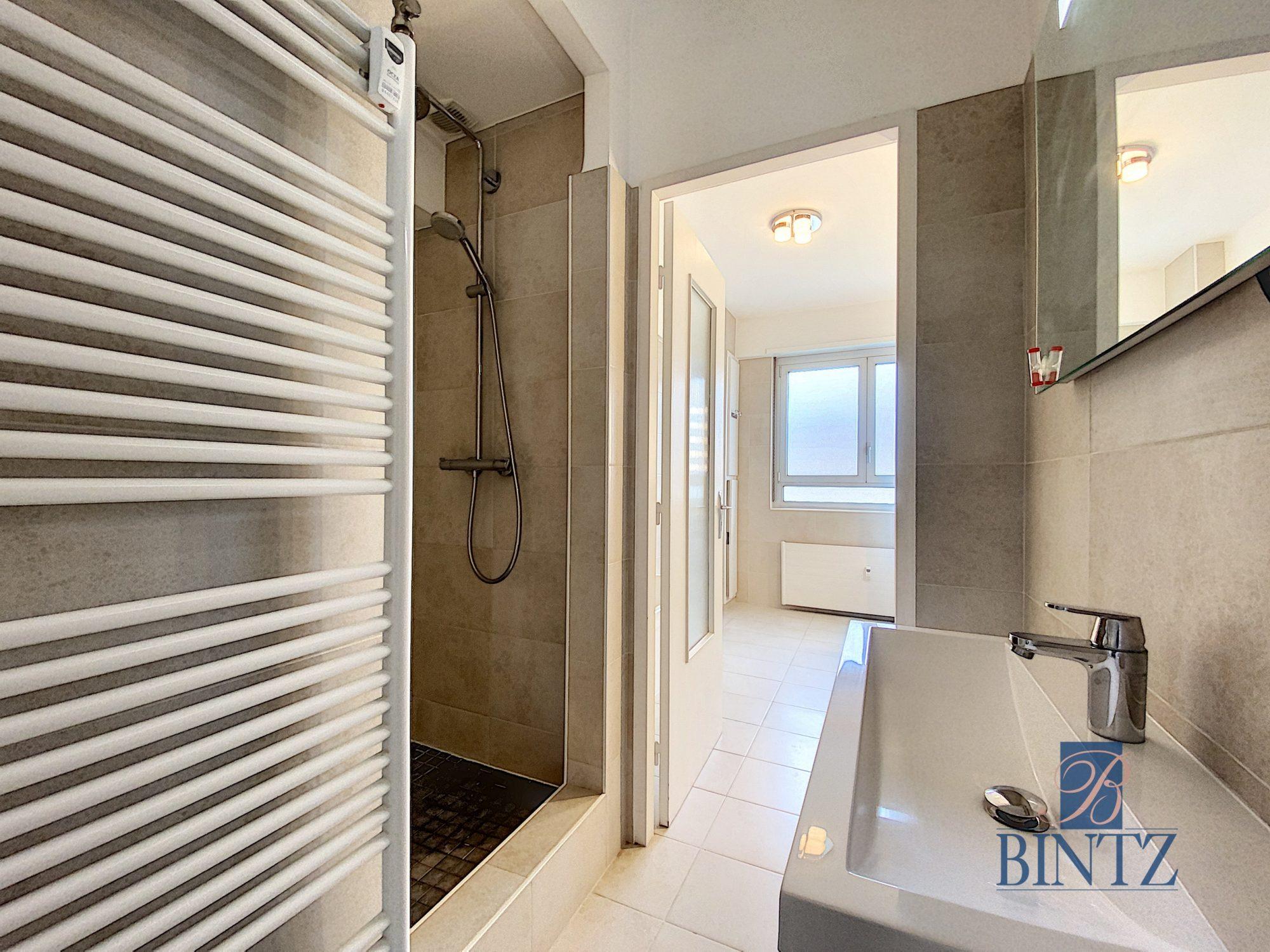 5 PIÈCES QUARTIER CONTADES - Devenez locataire en toute sérénité - Bintz Immobilier - 16