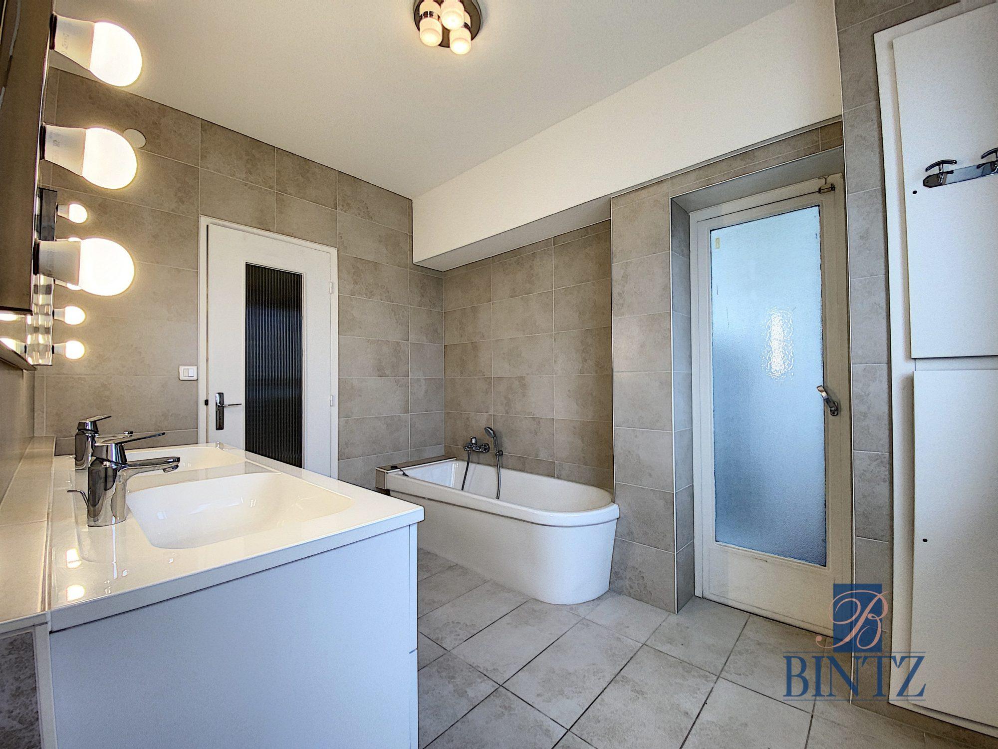 5 PIÈCES QUARTIER CONTADES - Devenez locataire en toute sérénité - Bintz Immobilier - 15