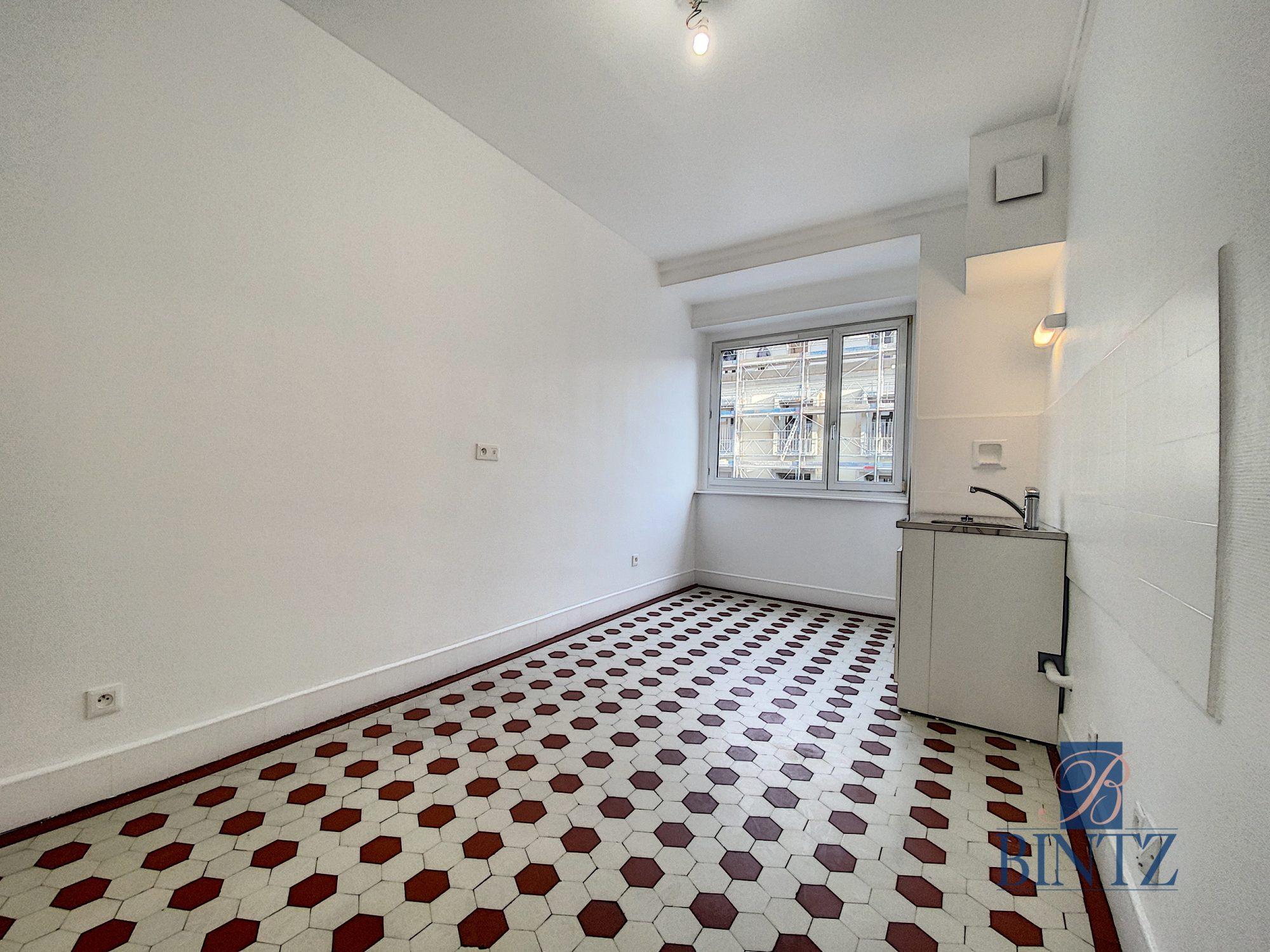 GRAND 1PIÈCE RÉNOVÉ KRUTENAU - Devenez locataire en toute sérénité - Bintz Immobilier - 8
