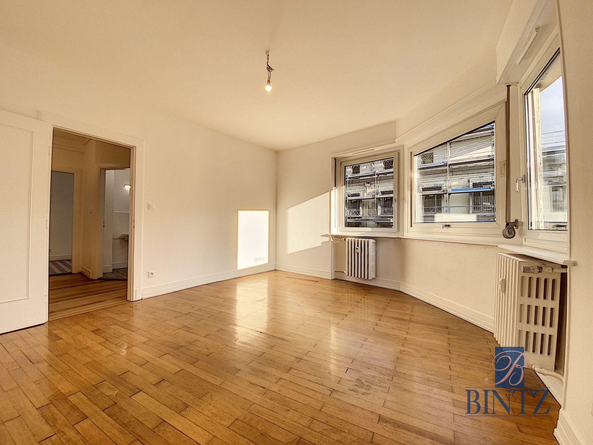 GRAND 1PIÈCE RÉNOVÉ KRUTENAU - Devenez locataire en toute sérénité - Bintz Immobilier - 2