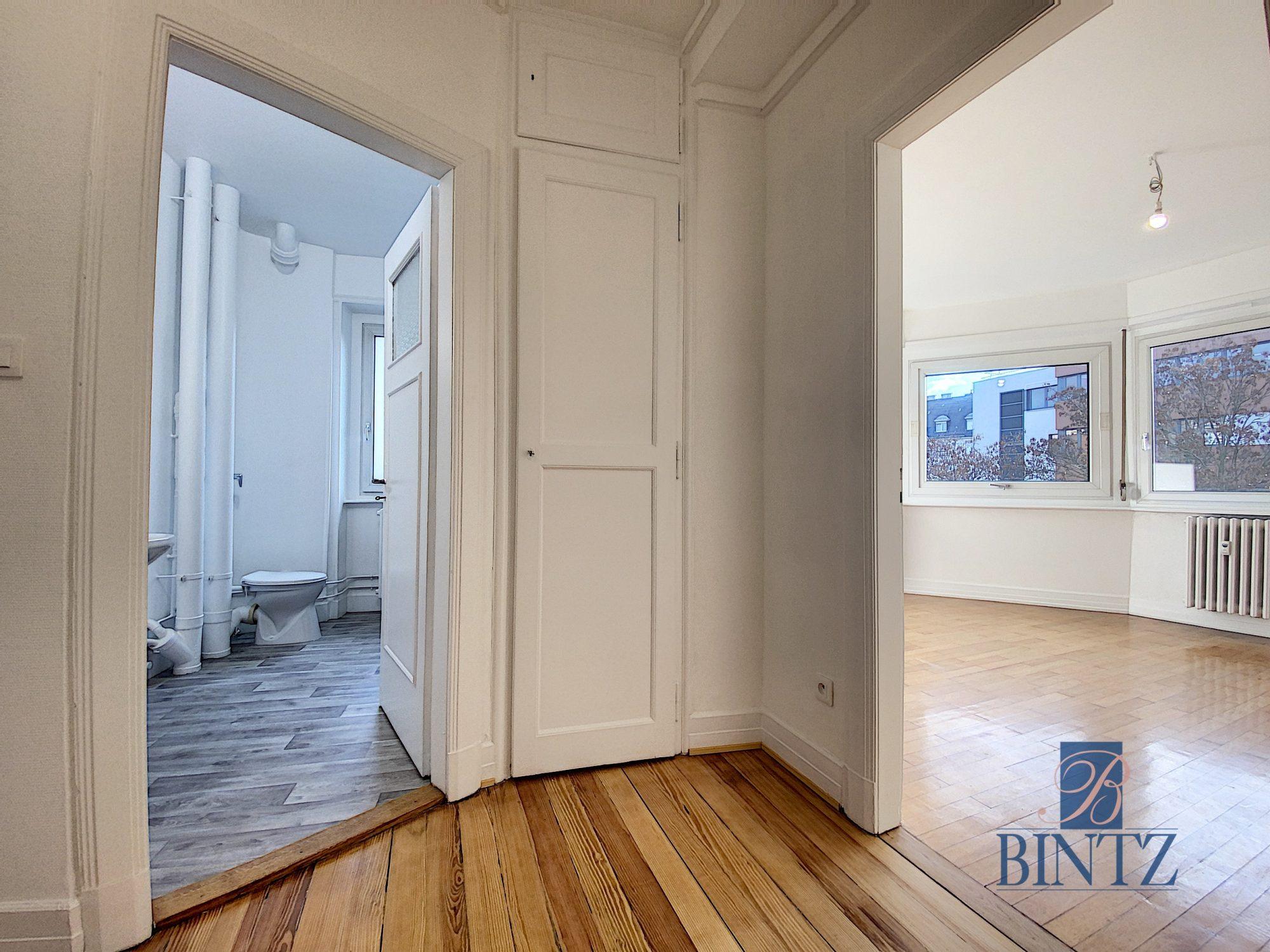 GRAND 1PIÈCE RÉNOVÉ KRUTENAU - Devenez locataire en toute sérénité - Bintz Immobilier - 5