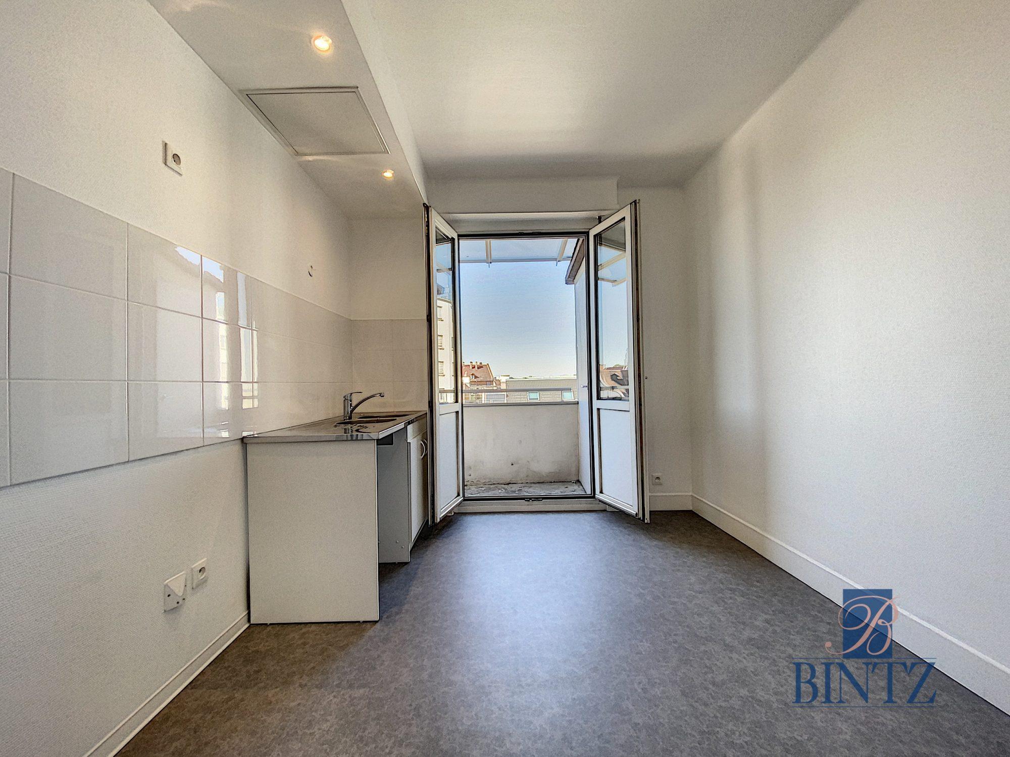 2 PIECES REFAIT A NEUF - Devenez locataire en toute sérénité - Bintz Immobilier - 16