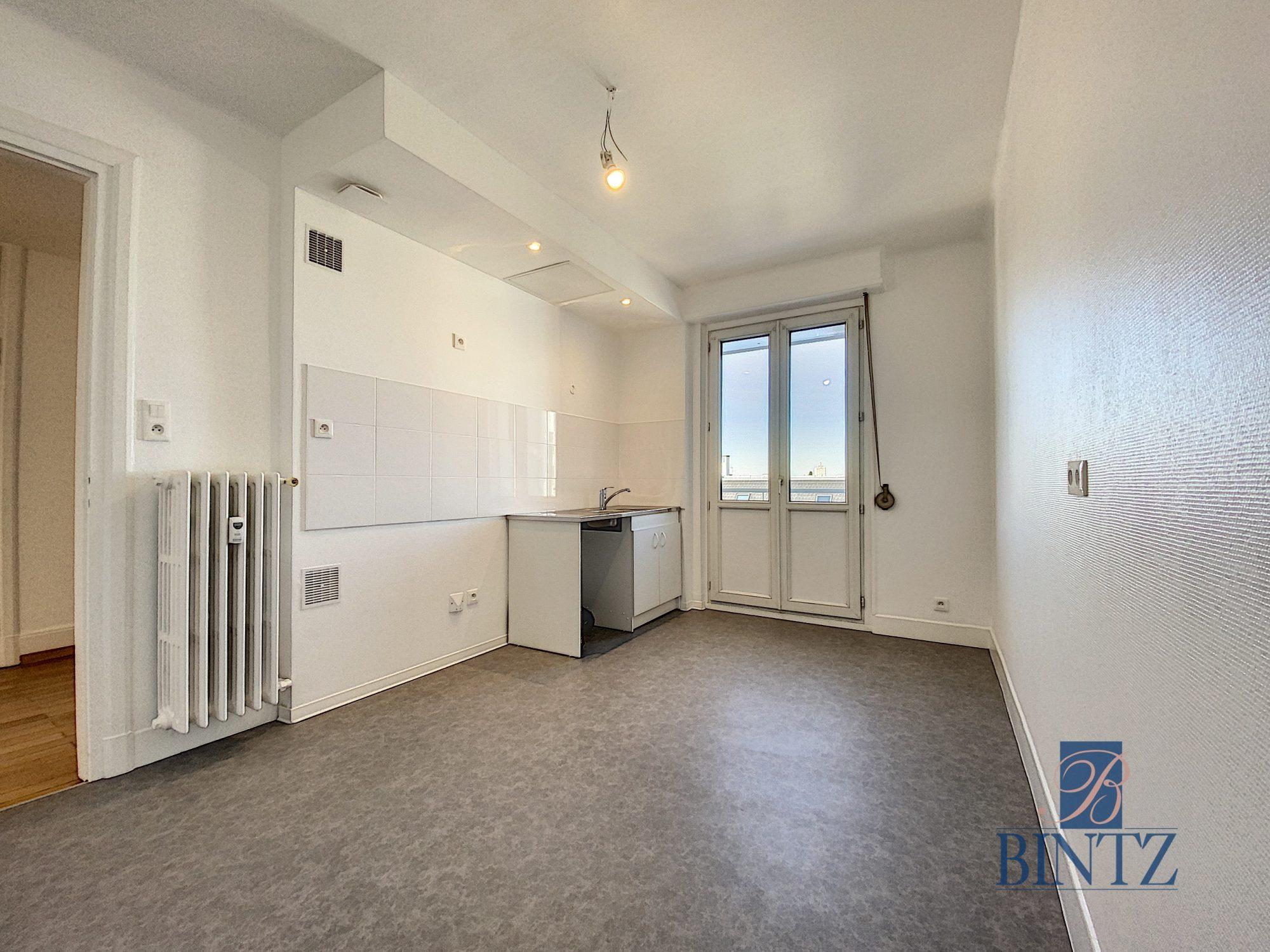 2 PIECES REFAIT A NEUF - Devenez locataire en toute sérénité - Bintz Immobilier - 7