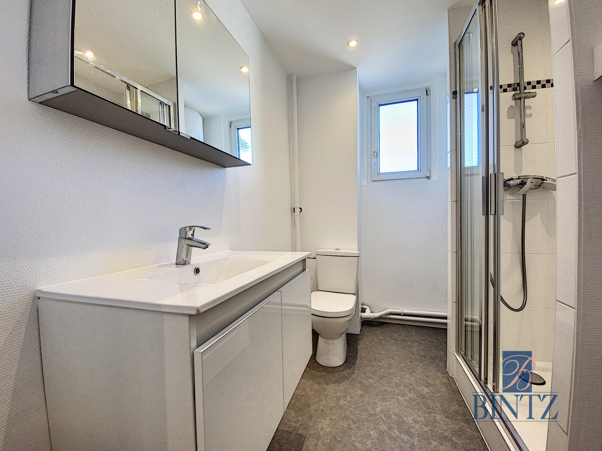 2 PIECES REFAIT A NEUF - Devenez locataire en toute sérénité - Bintz Immobilier - 6