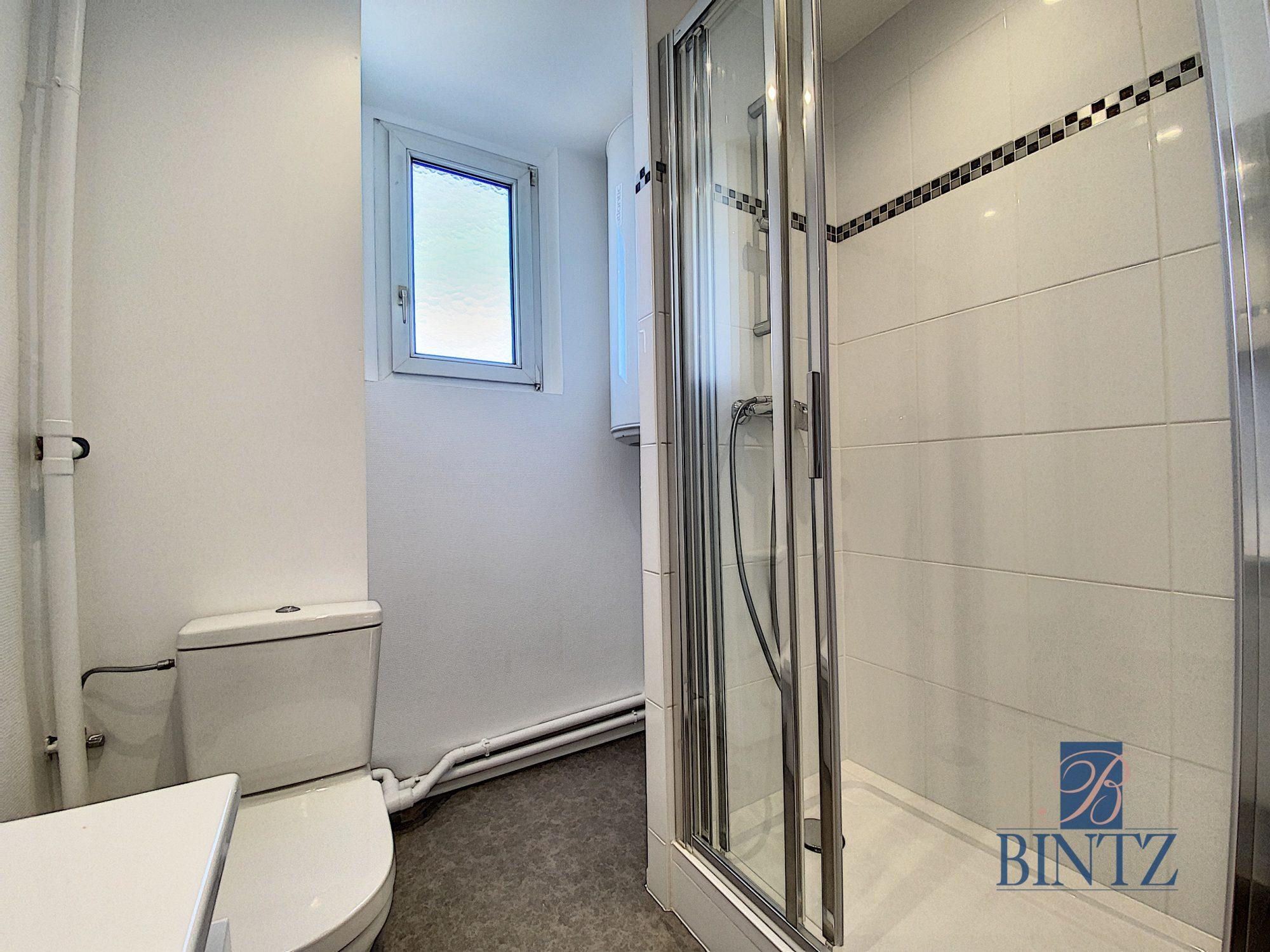 2 PIECES REFAIT A NEUF - Devenez locataire en toute sérénité - Bintz Immobilier - 9
