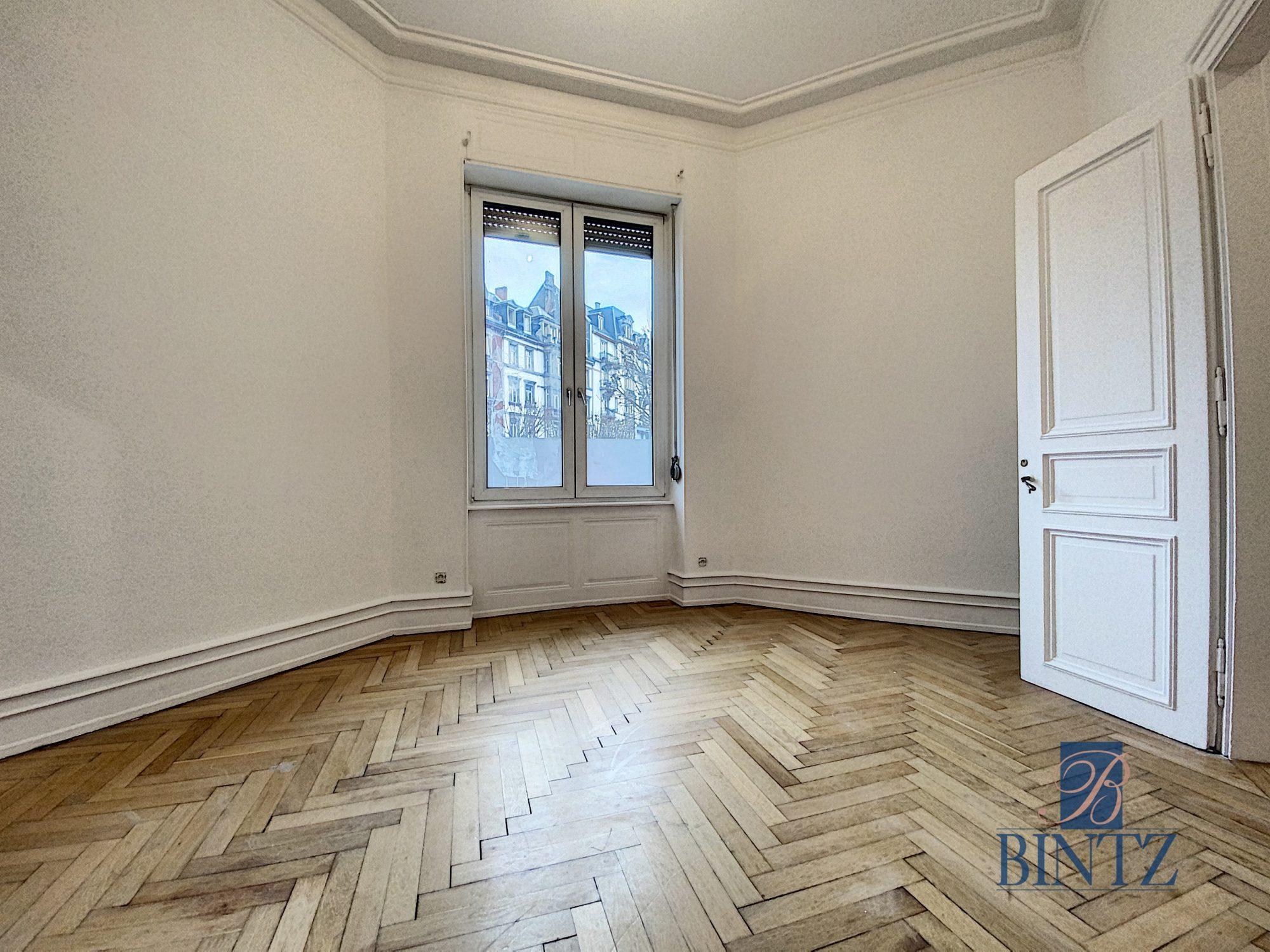 5 pièces rue Wimpheling - Devenez locataire en toute sérénité - Bintz Immobilier - 13