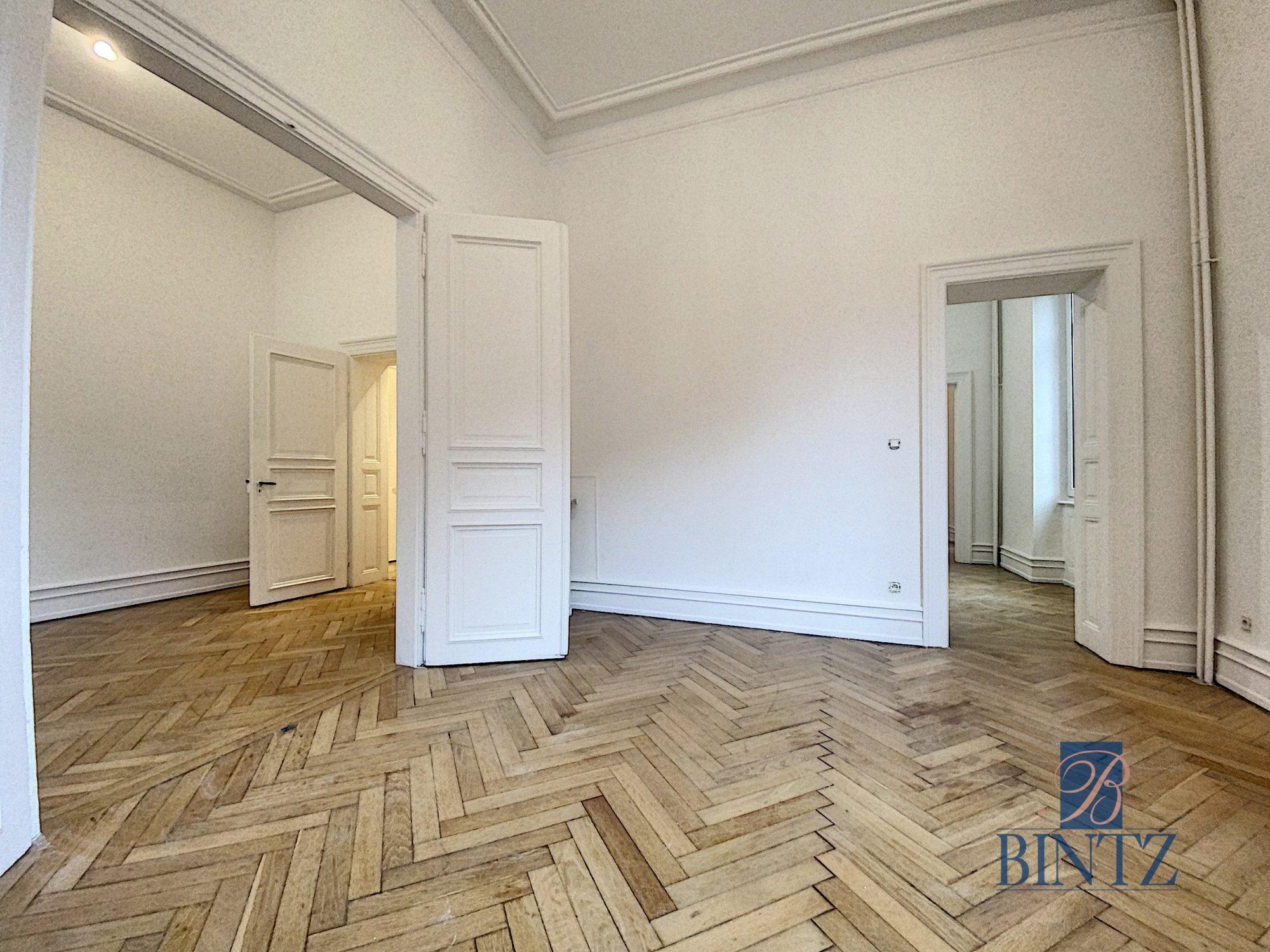 5 pièces rue Wimpheling - Devenez locataire en toute sérénité - Bintz Immobilier - 15