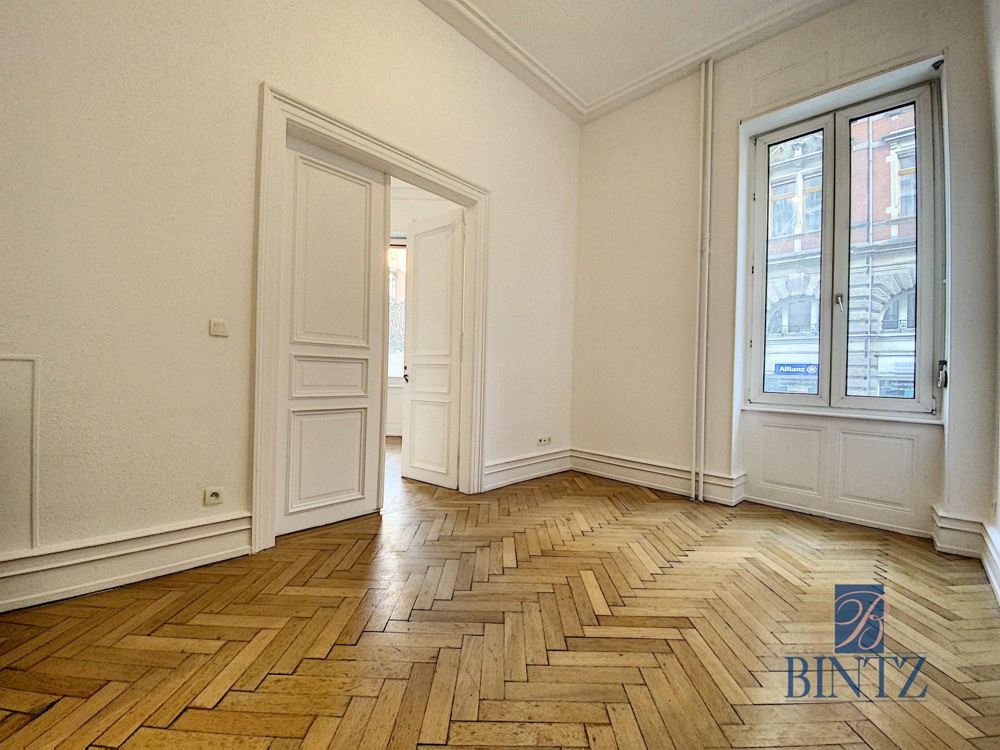 5 pièces rue Wimpheling - Devenez locataire en toute sérénité - Bintz Immobilier - 1
