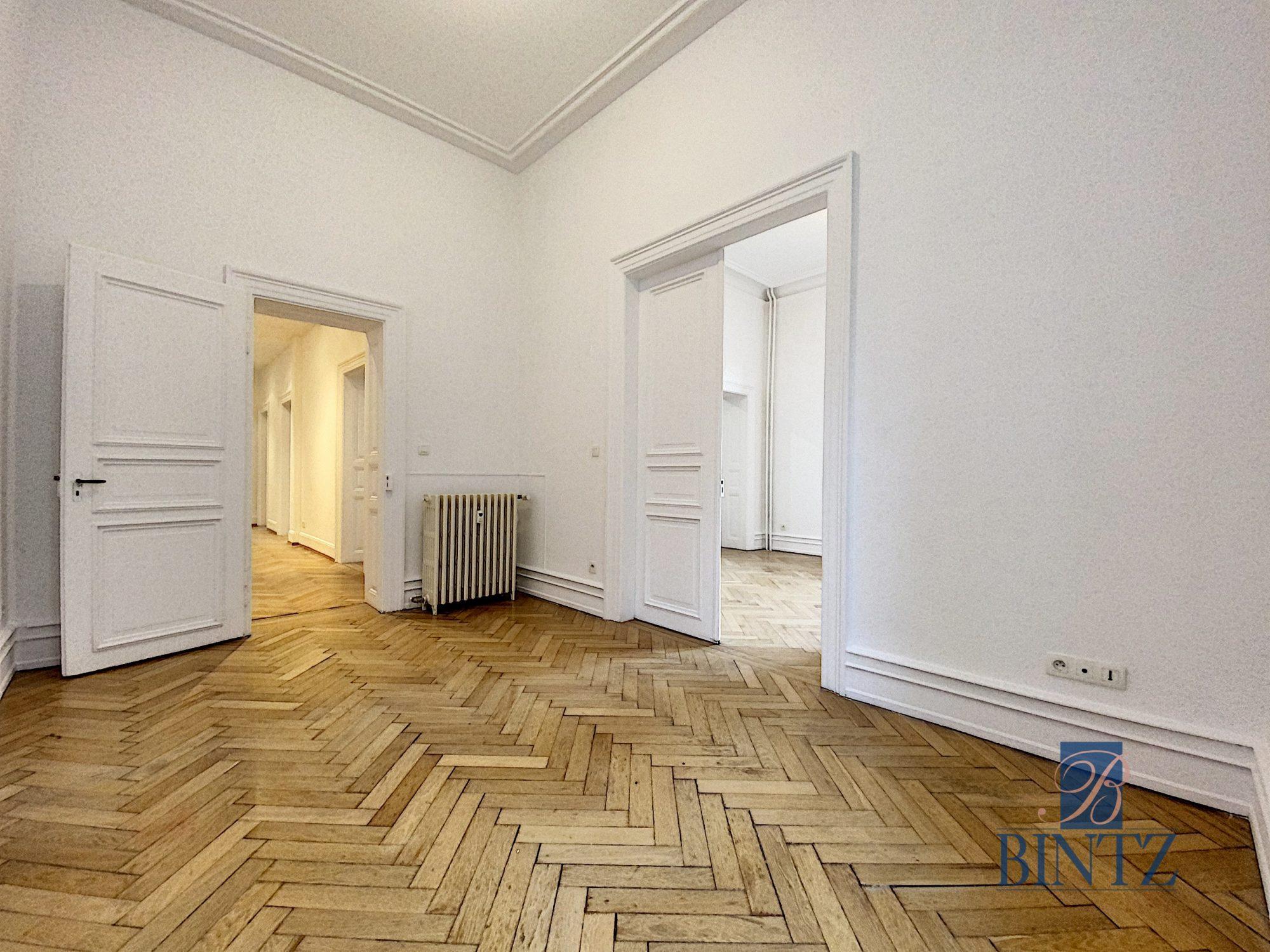 5 pièces rue Wimpheling - Devenez locataire en toute sérénité - Bintz Immobilier - 2