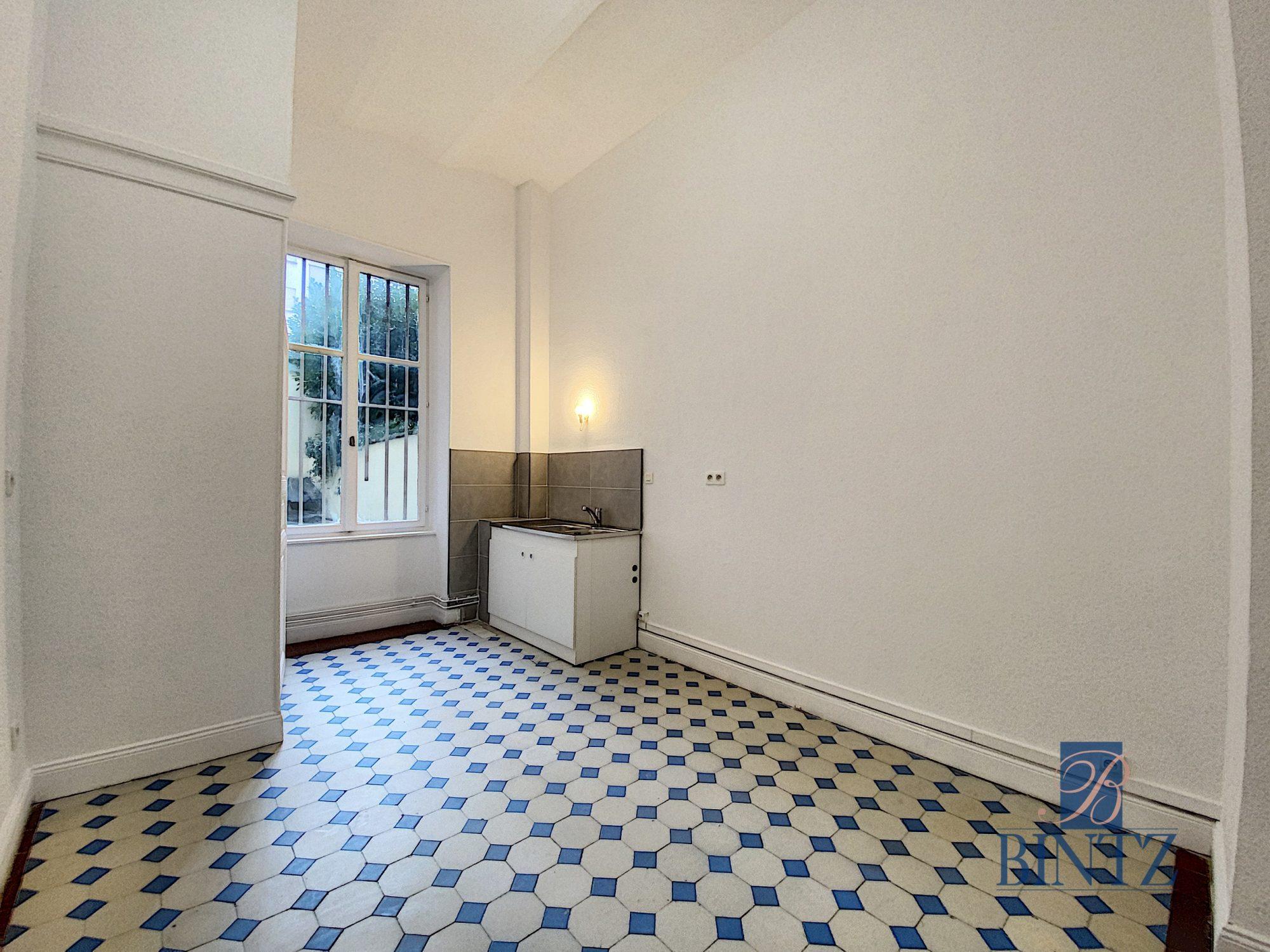 5 pièces rue Wimpheling - Devenez locataire en toute sérénité - Bintz Immobilier - 4
