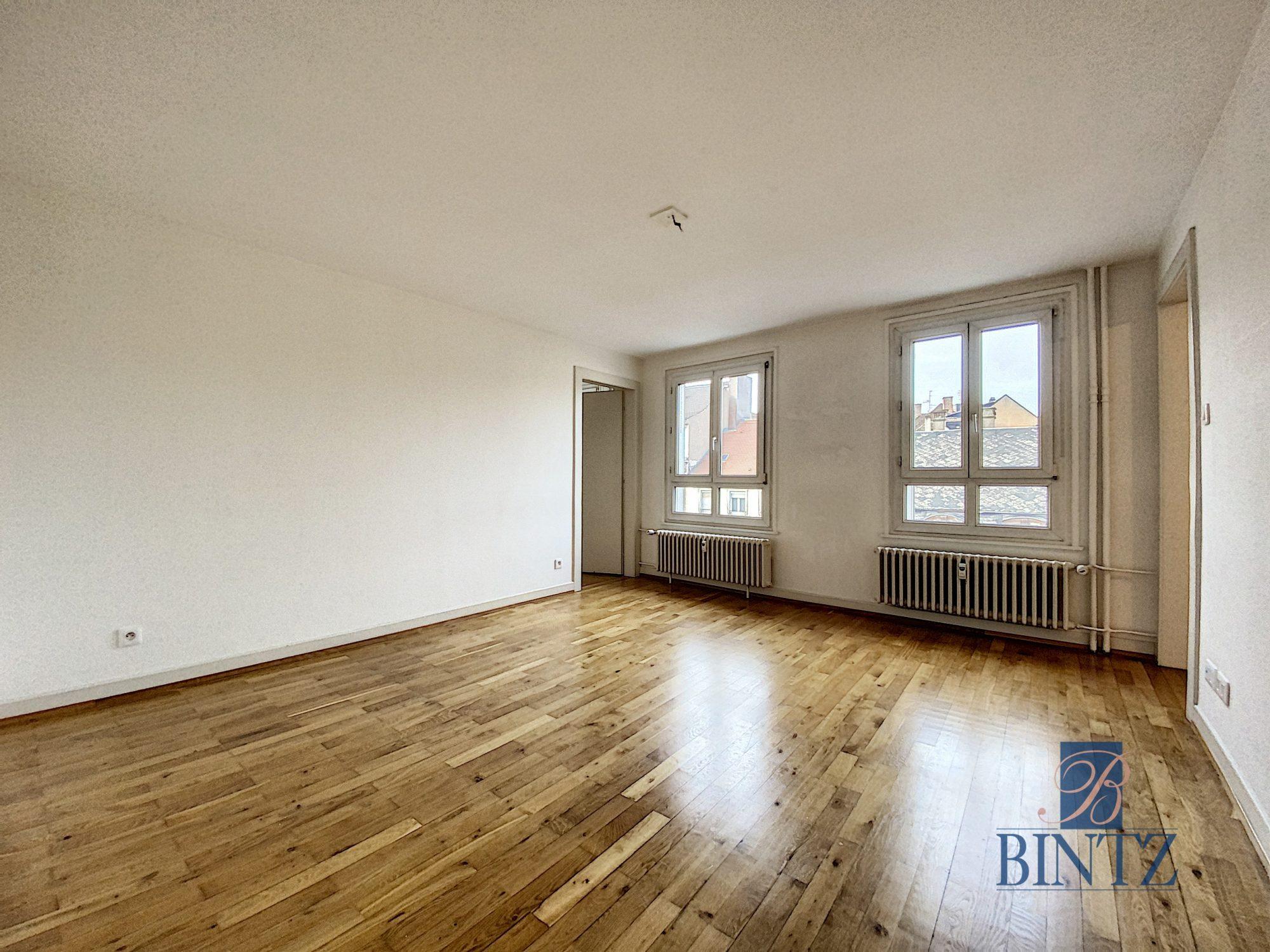 3 PIÈCES HYPERCENTRE - Devenez locataire en toute sérénité - Bintz Immobilier - 1