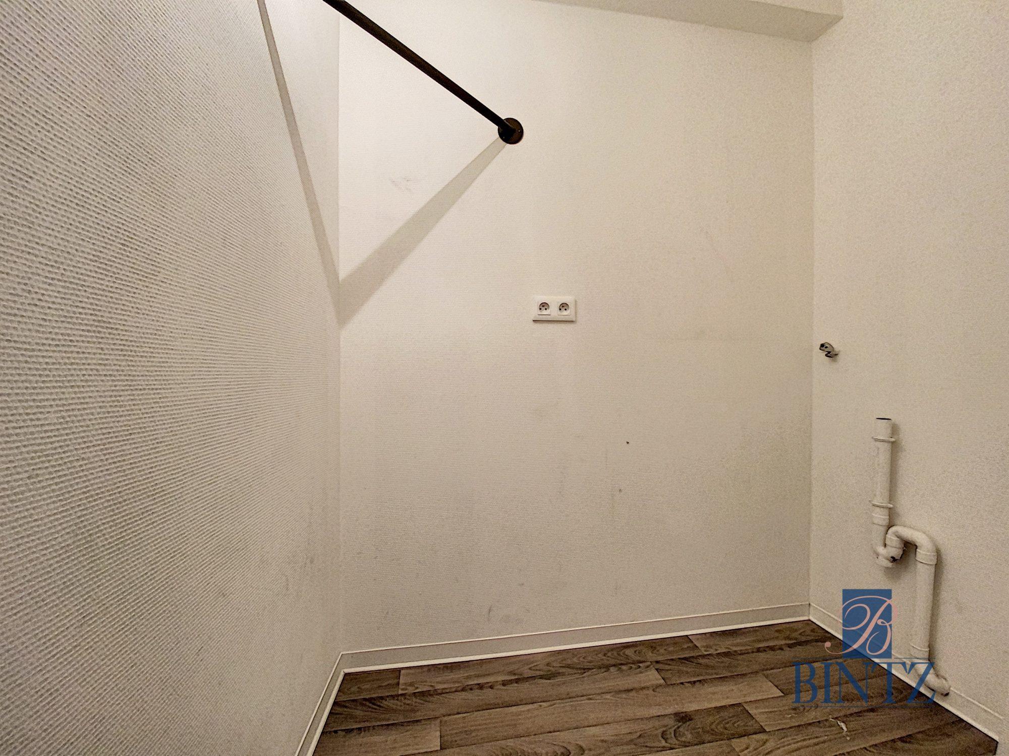 3 PIÈCES HYPERCENTRE - Devenez locataire en toute sérénité - Bintz Immobilier - 14