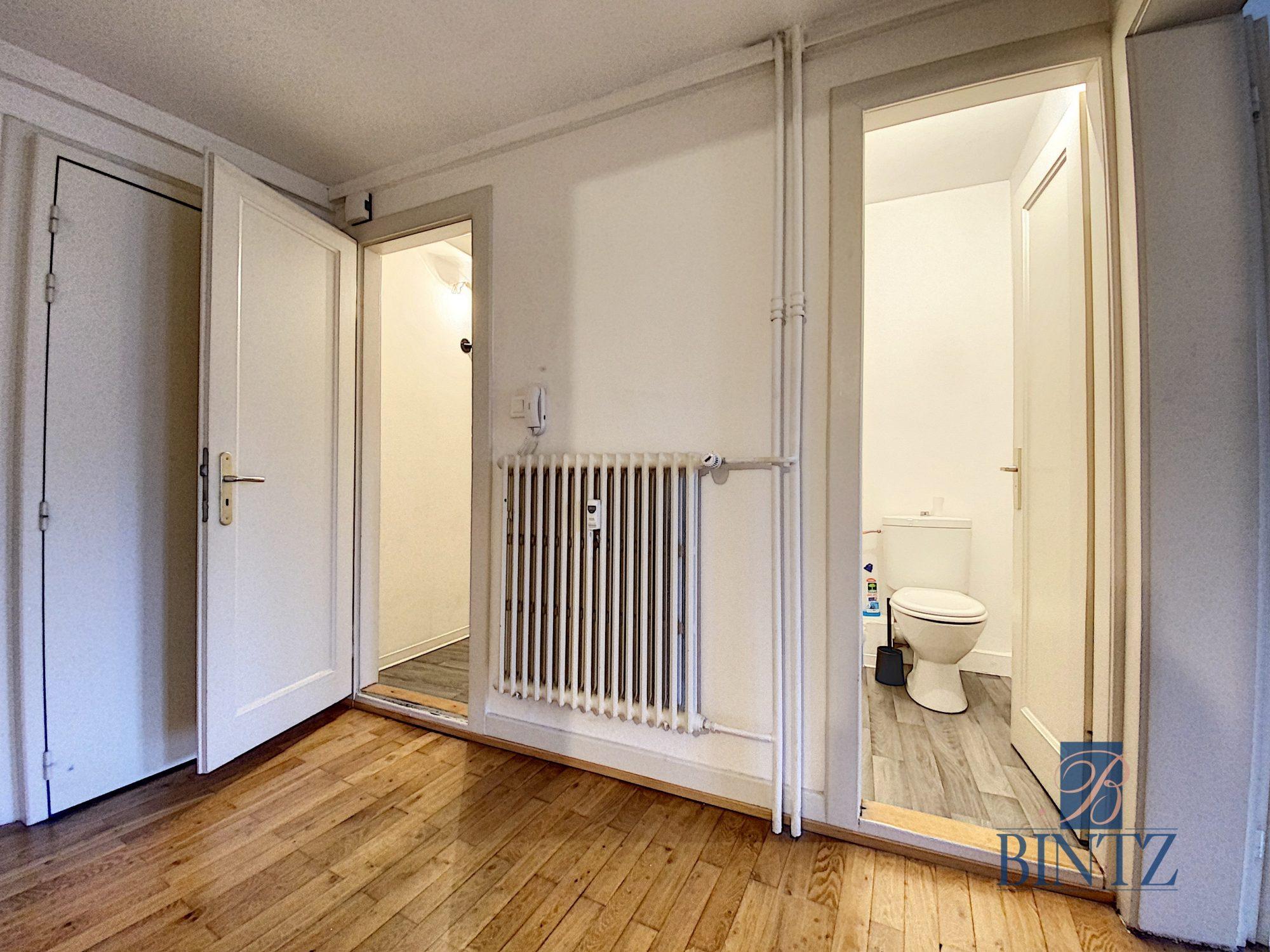3 PIÈCES HYPERCENTRE - Devenez locataire en toute sérénité - Bintz Immobilier - 15