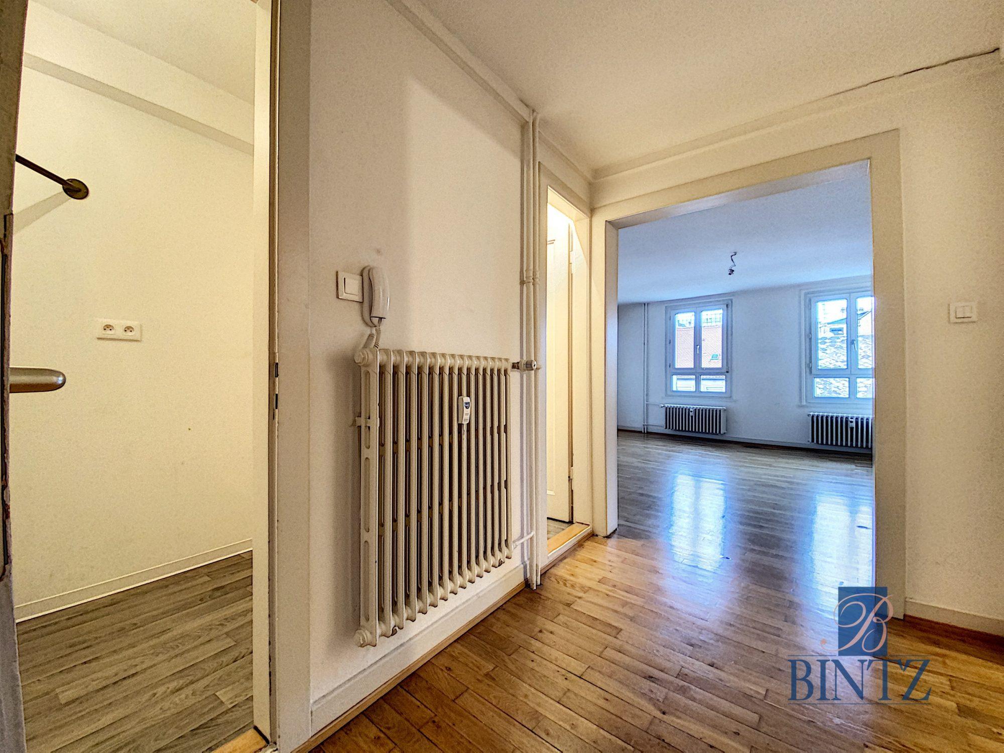 3 PIÈCES HYPERCENTRE - Devenez locataire en toute sérénité - Bintz Immobilier - 16