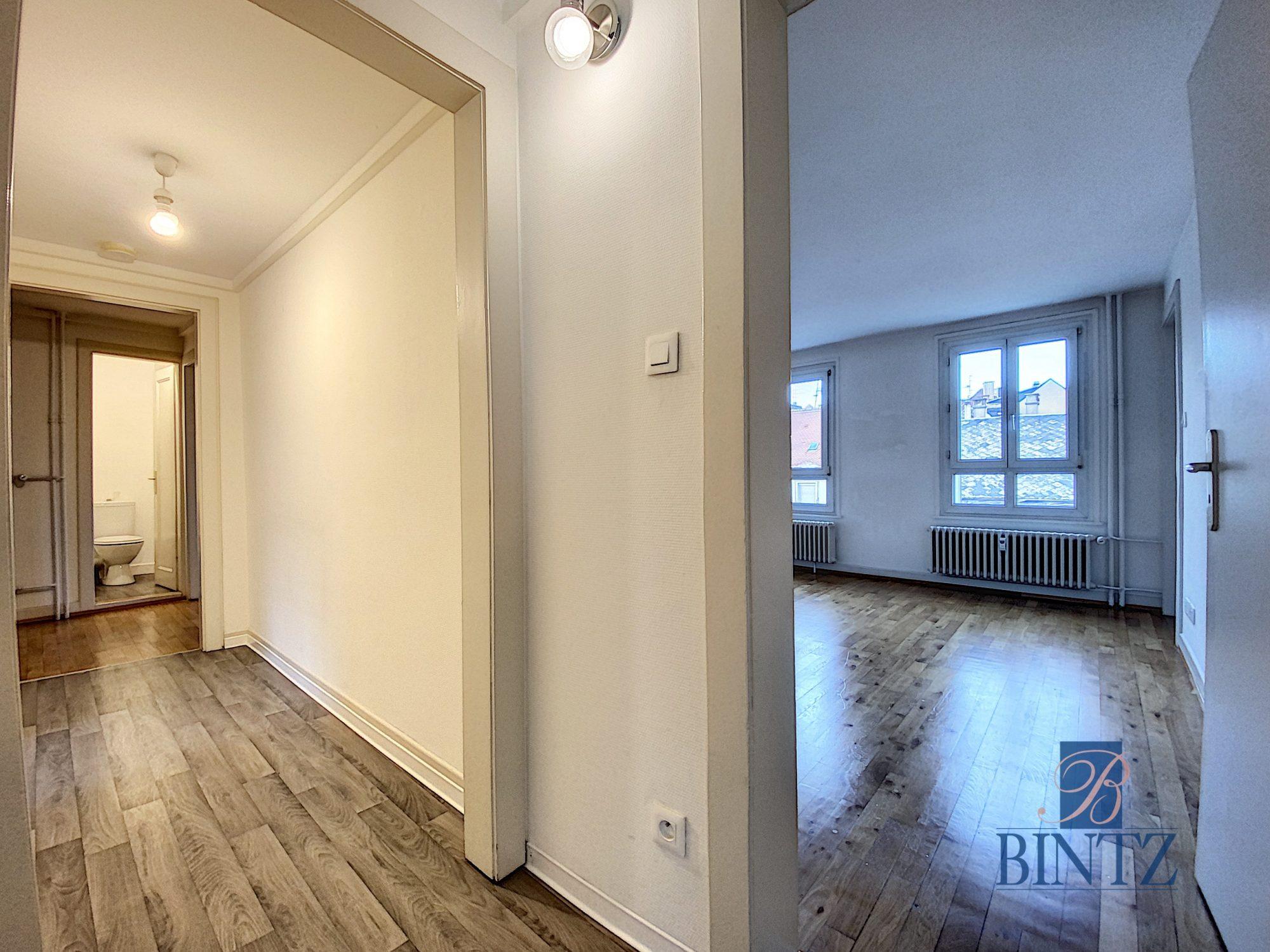 3 PIÈCES HYPERCENTRE - Devenez locataire en toute sérénité - Bintz Immobilier - 18