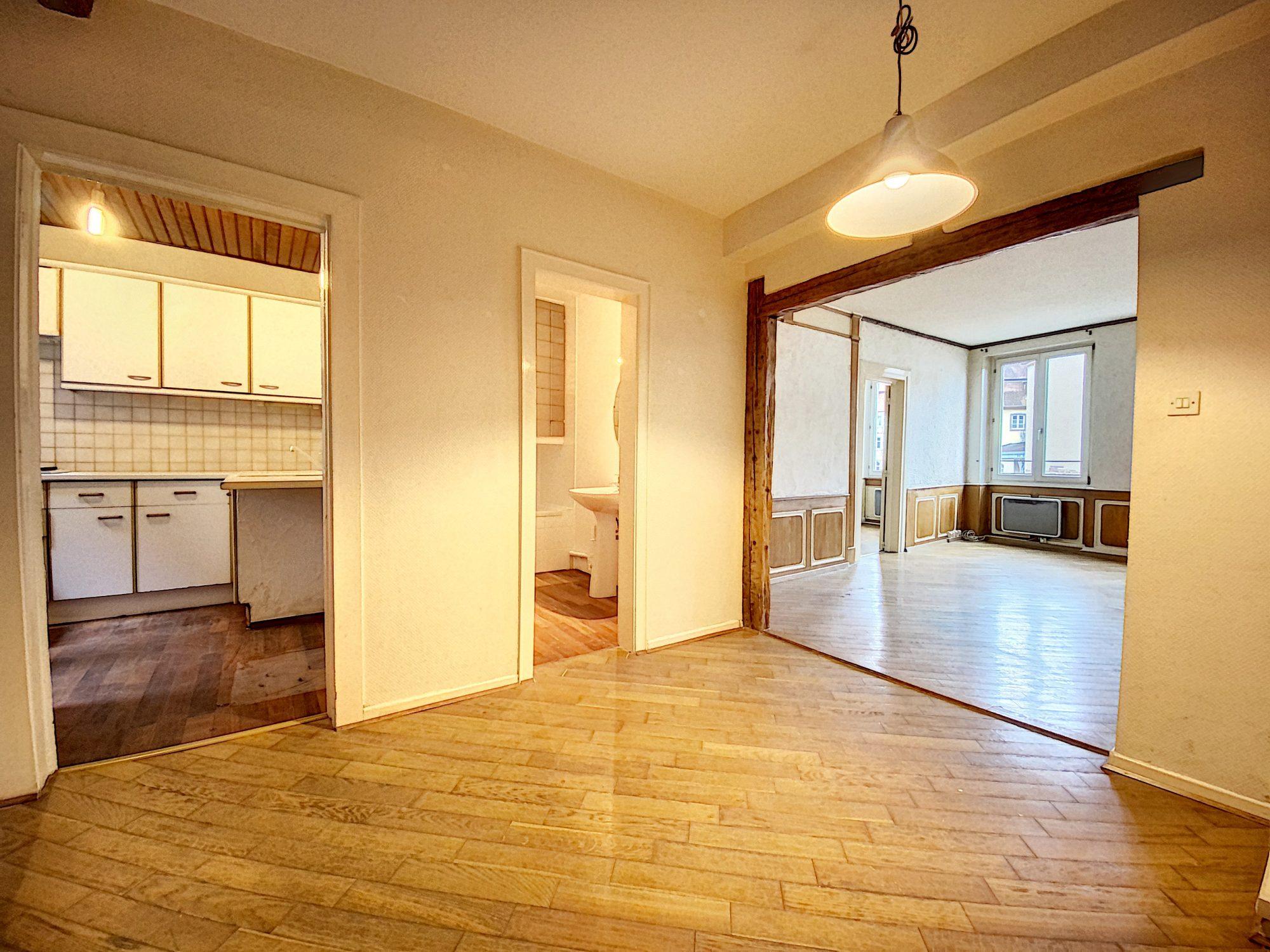 T2 PETITE FRANCE - Devenez locataire en toute sérénité - Bintz Immobilier - 2